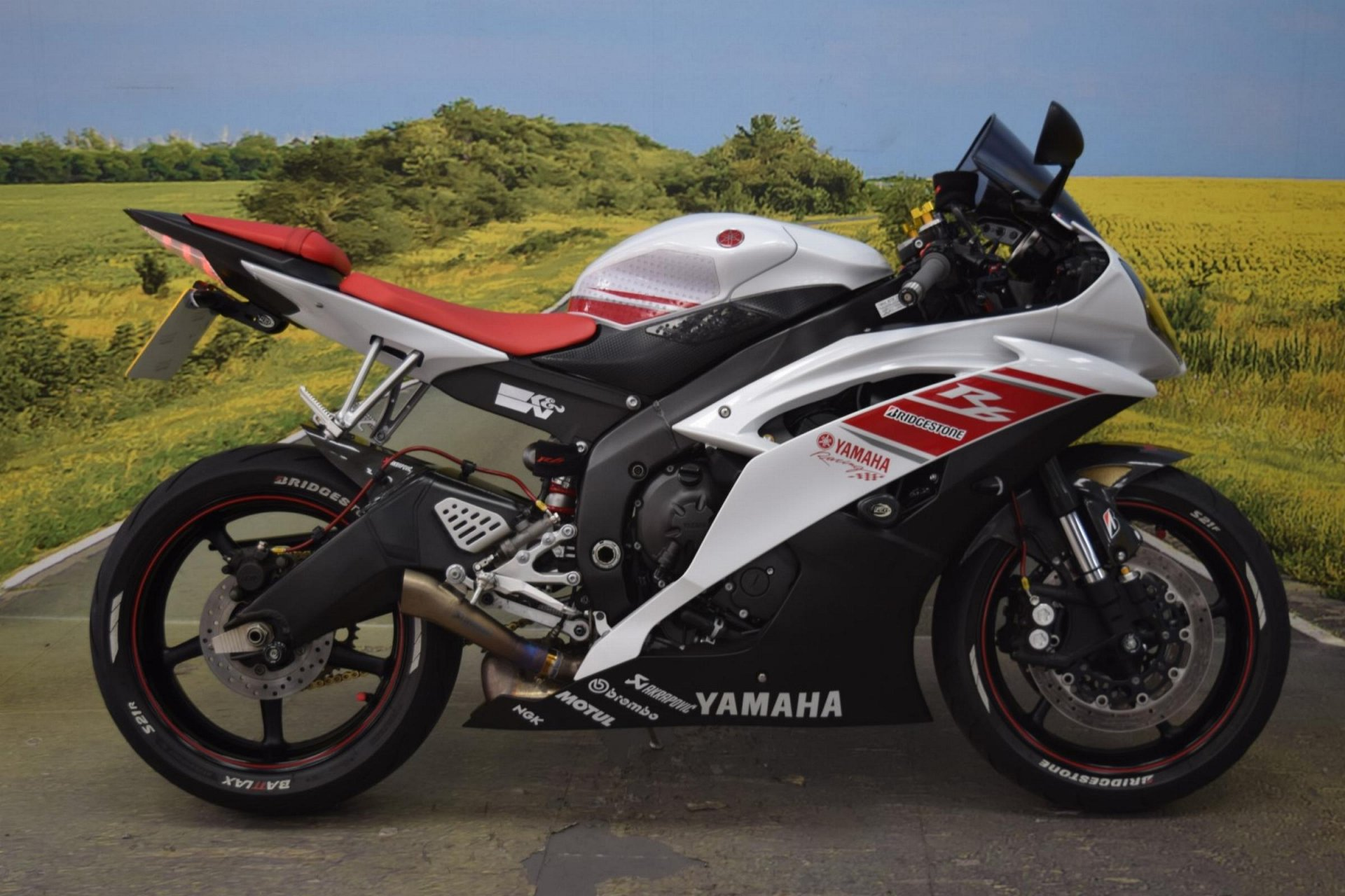 2008 Yamaha YZF R6 for sale in Staffordshire