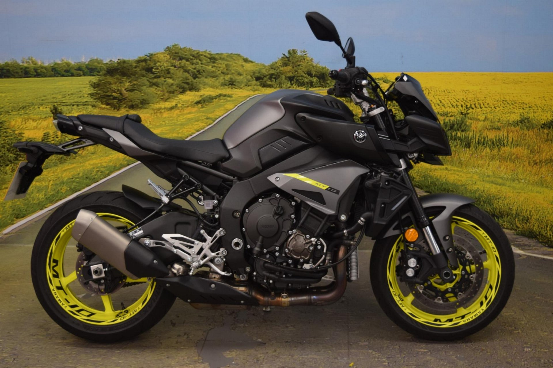 2018 Yamaha MT 10 for sale in Staffordshire