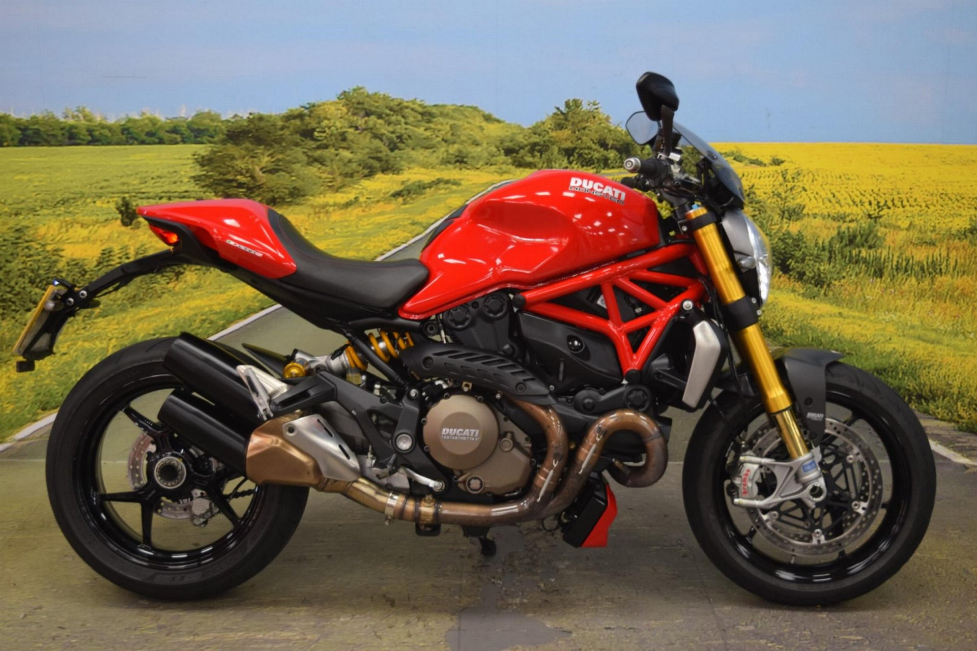 2014 Ducati M1200 S for sale in Staffordshire
