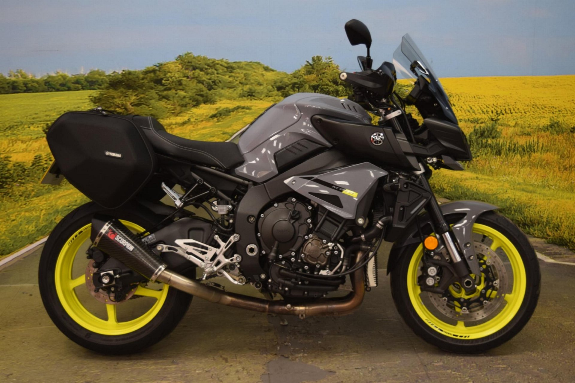 2018 Yamaha MT 10 Touring for sale in Staffordshire