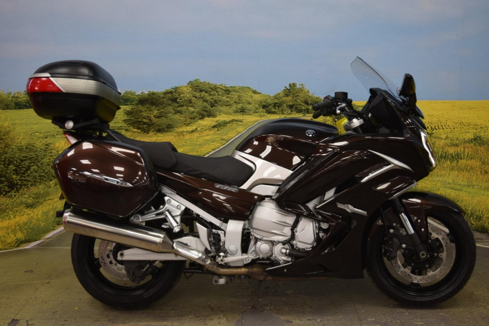 2014 Yamaha FJR 1300 AE for sale in Staffordshire