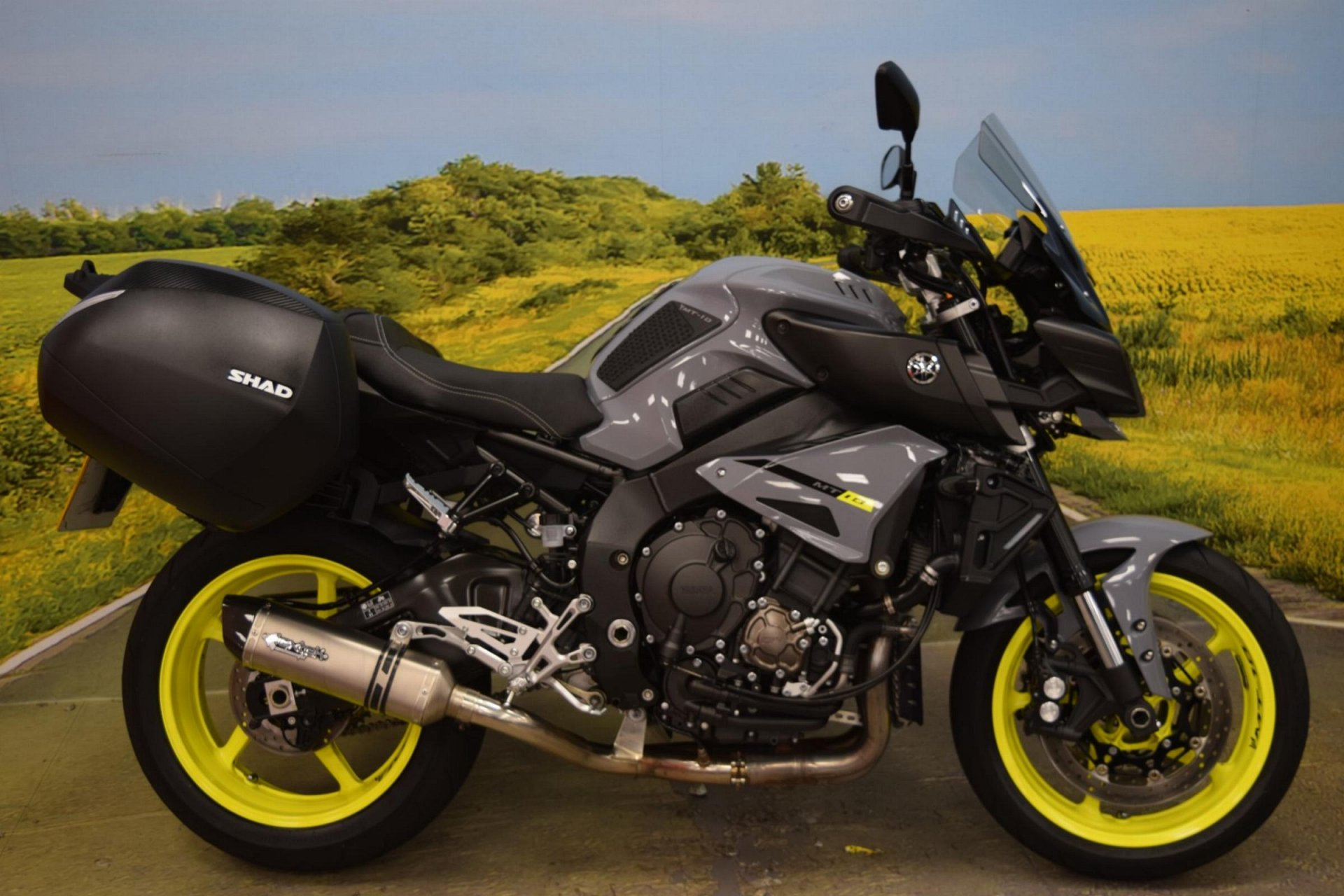 2017 Yamaha MT 10 for sale in Staffordshire