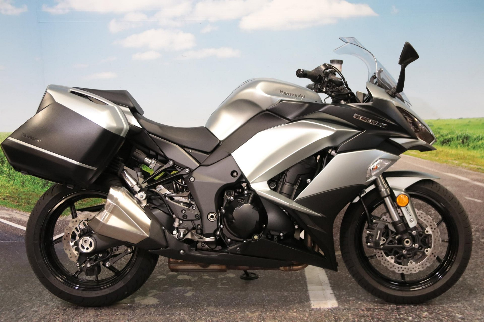 2018 Kawasaki ZX 1000 WJF for sale in South Wales