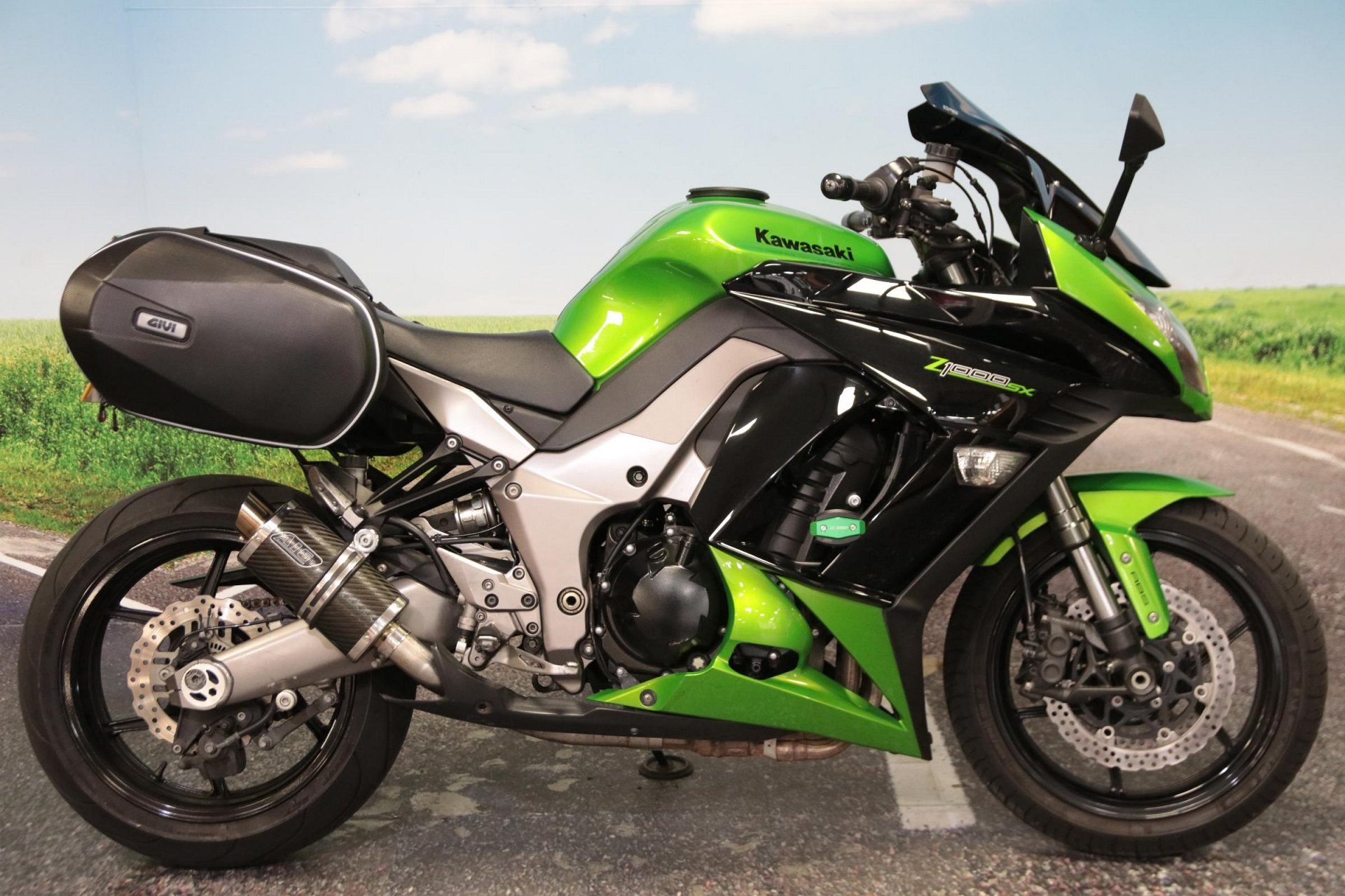2012 Kawasaki ZX1000 for sale in South Wales