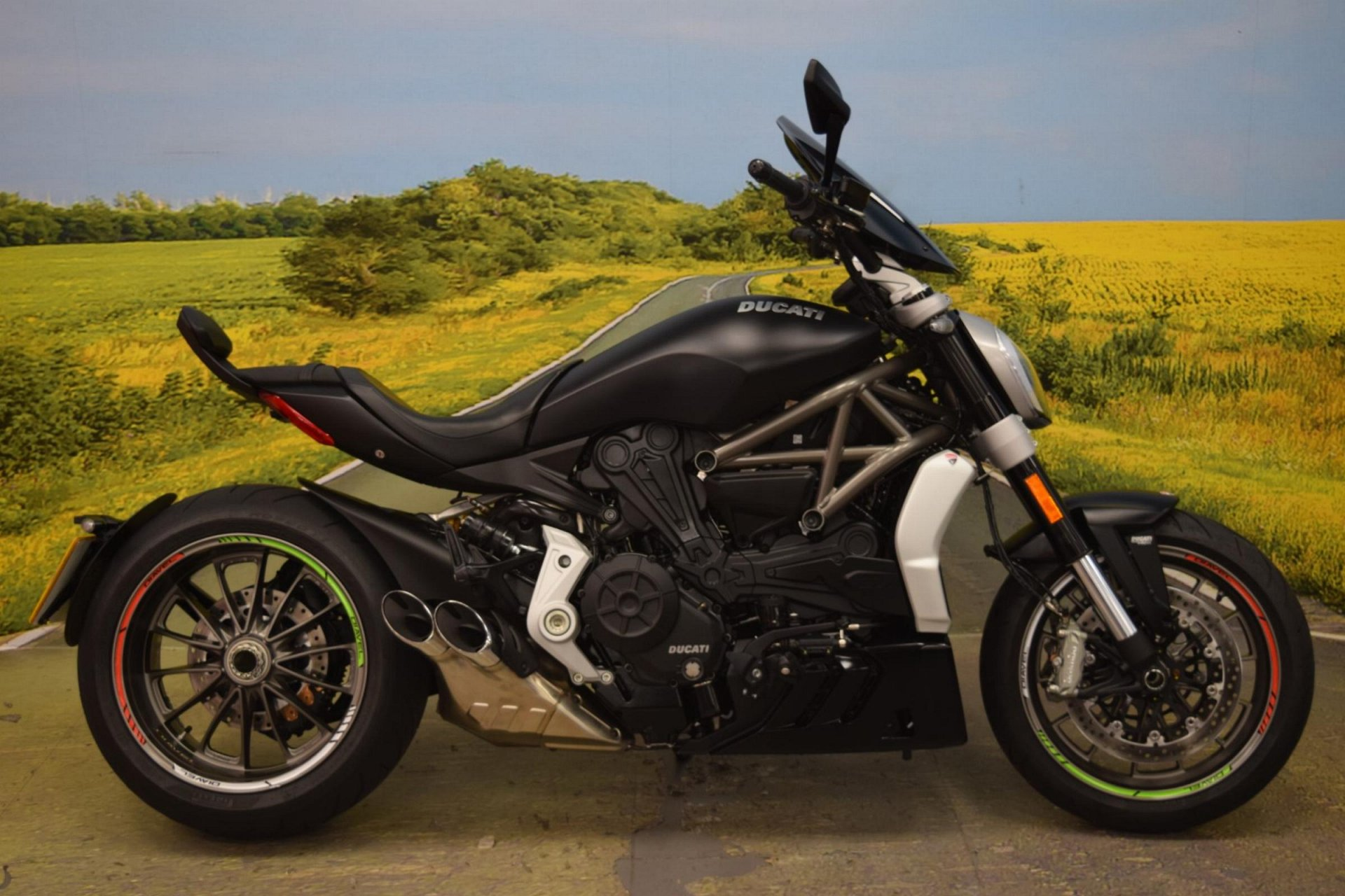 2017 Ducati X Diavel for sale in Staffordshire