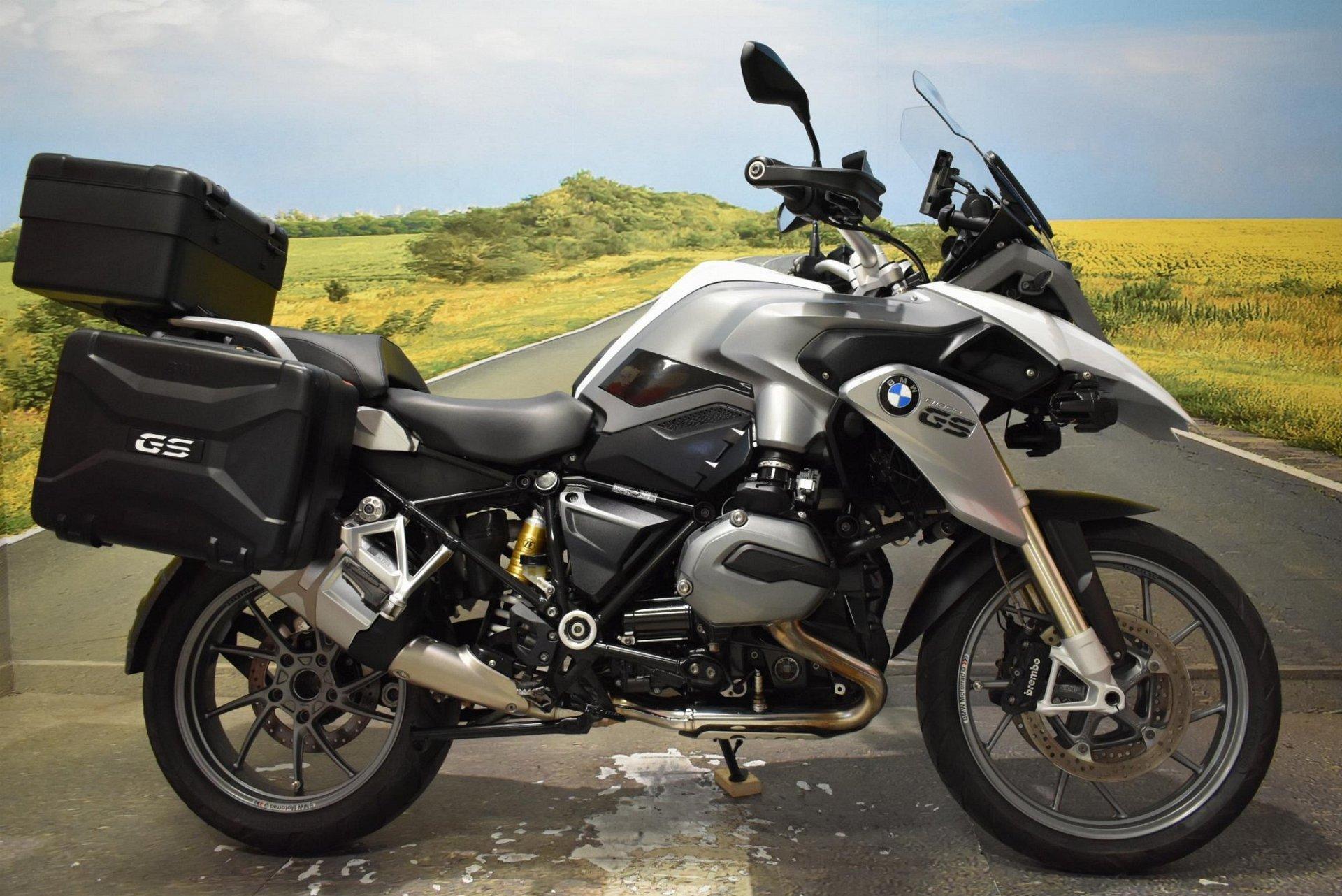 2016 BMW R1200GS TE Alpine for sale in Derbyshire