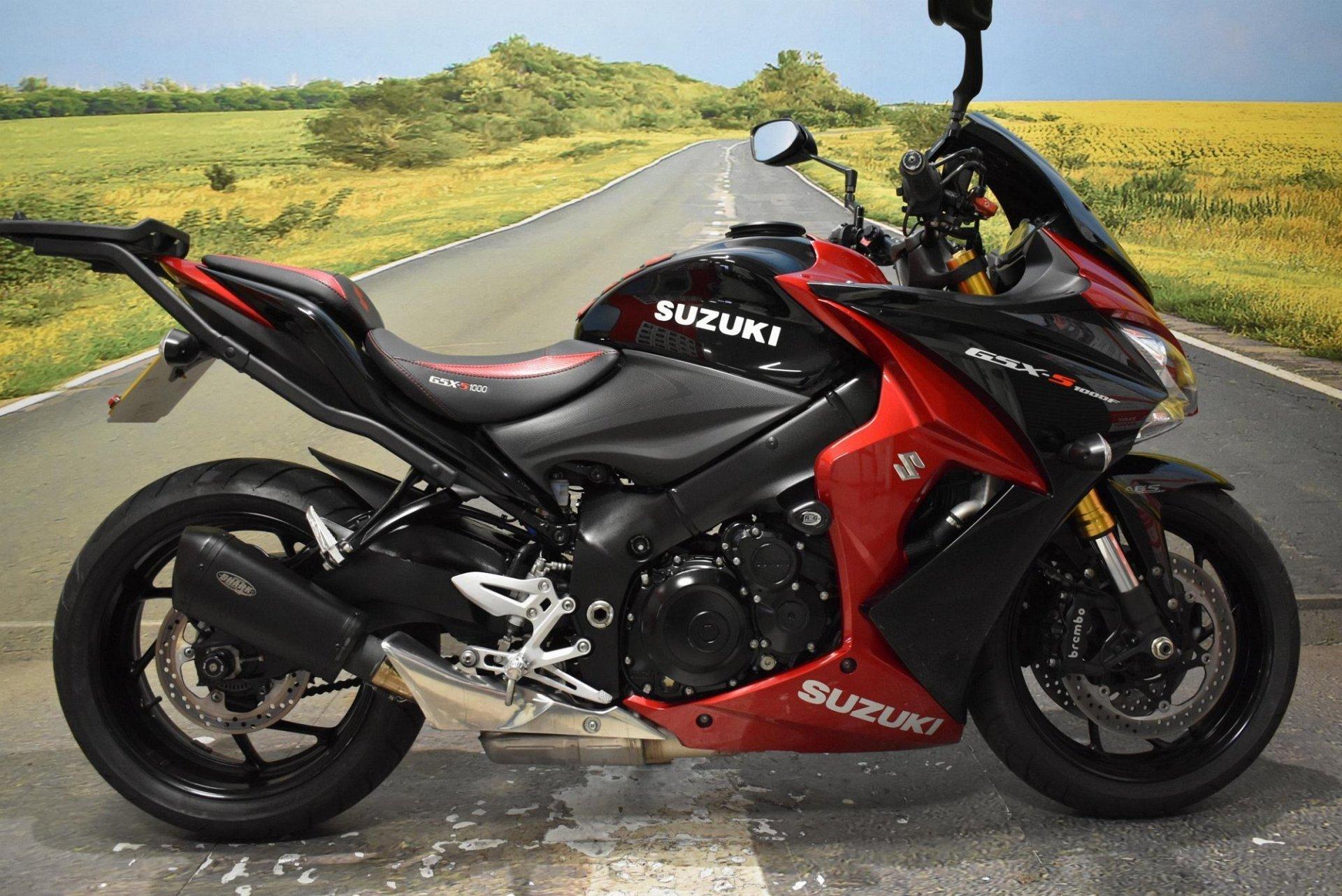 2015 Suzuki GSX-S1000F for sale in Derbyshire