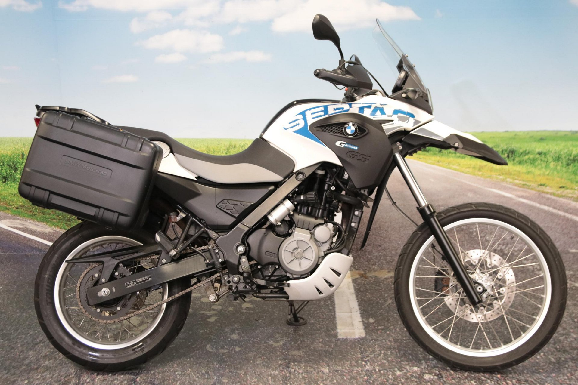 2013 BMW G650GS Sertao for sale in South Wales
