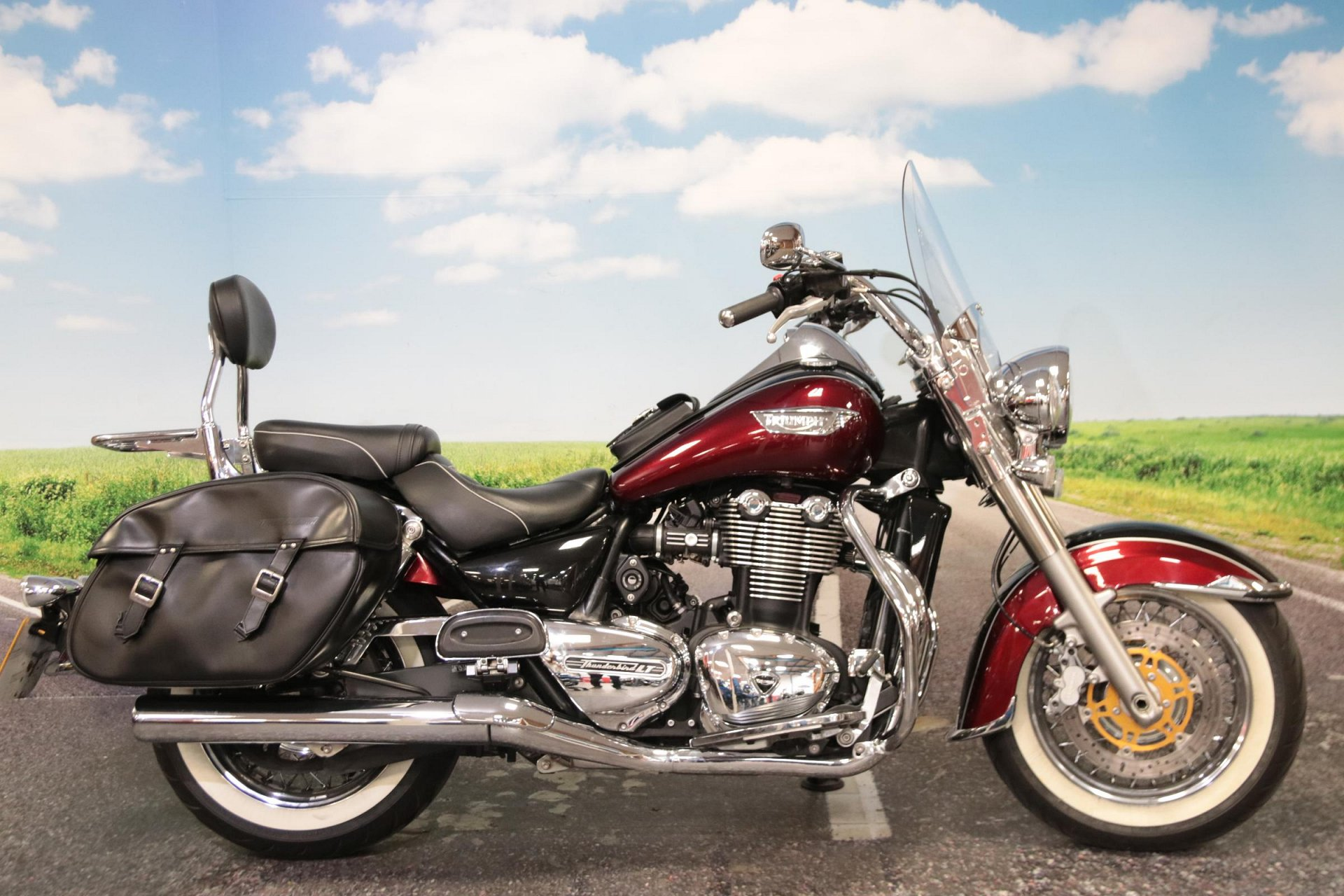 2014 Triumph Thunderbird LT for sale in South Wales