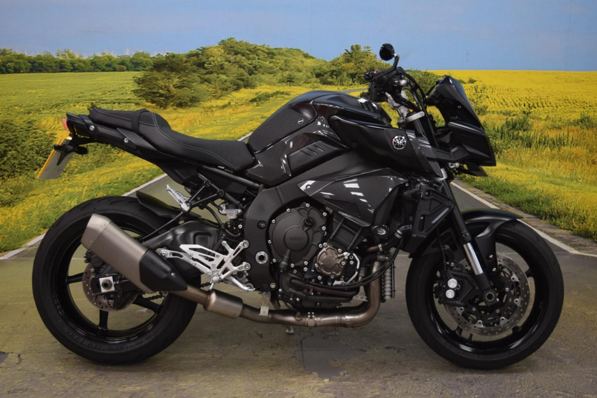 2016 Yamaha MT 10 for sale in Staffordshire