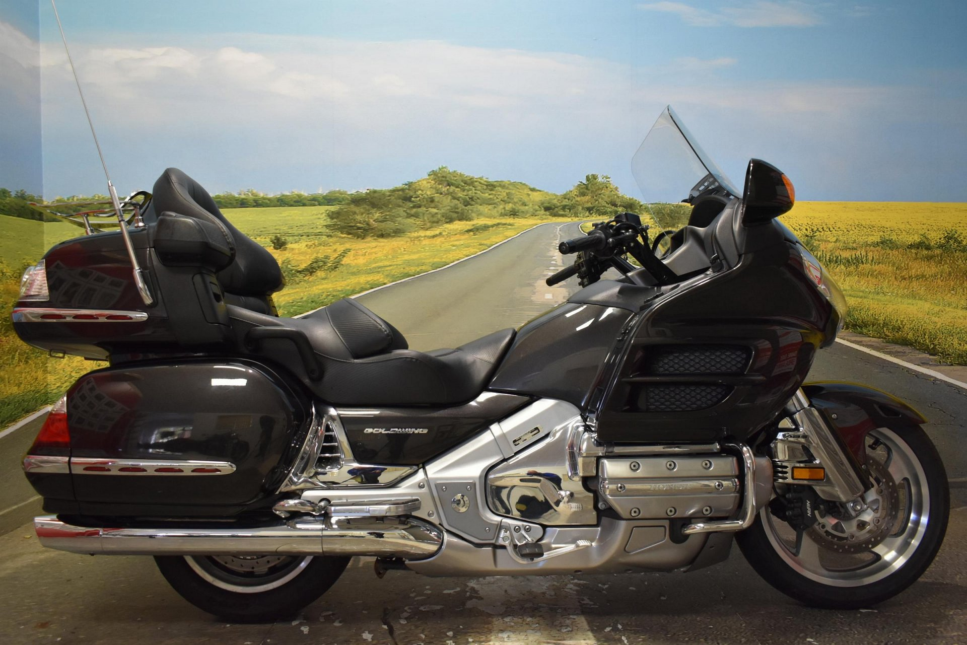 2011 Honda GL 1800 Goldwing for sale in Derbyshire