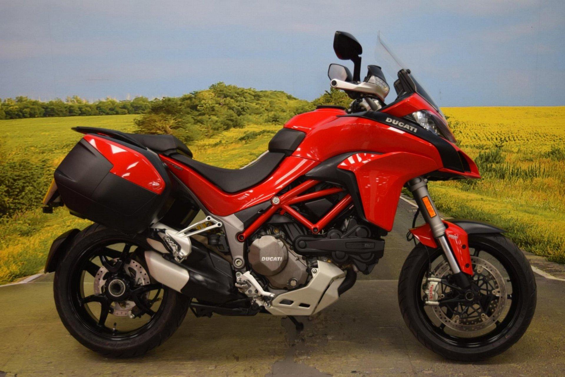 2016 Ducati Multistrada 1200 S for sale in Staffordshire