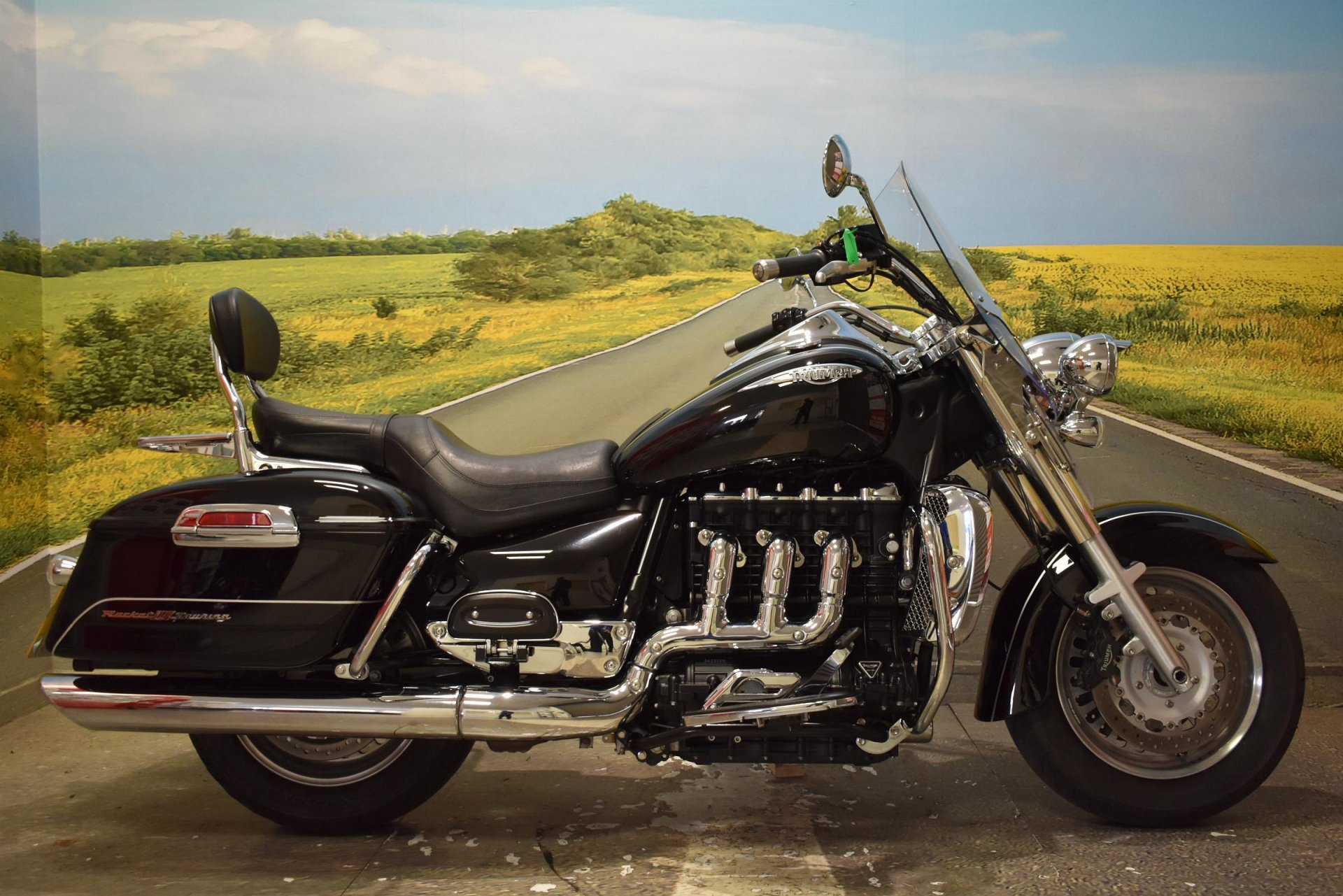 2010 Triumph Rocket 111 Touring for sale in Derbyshire