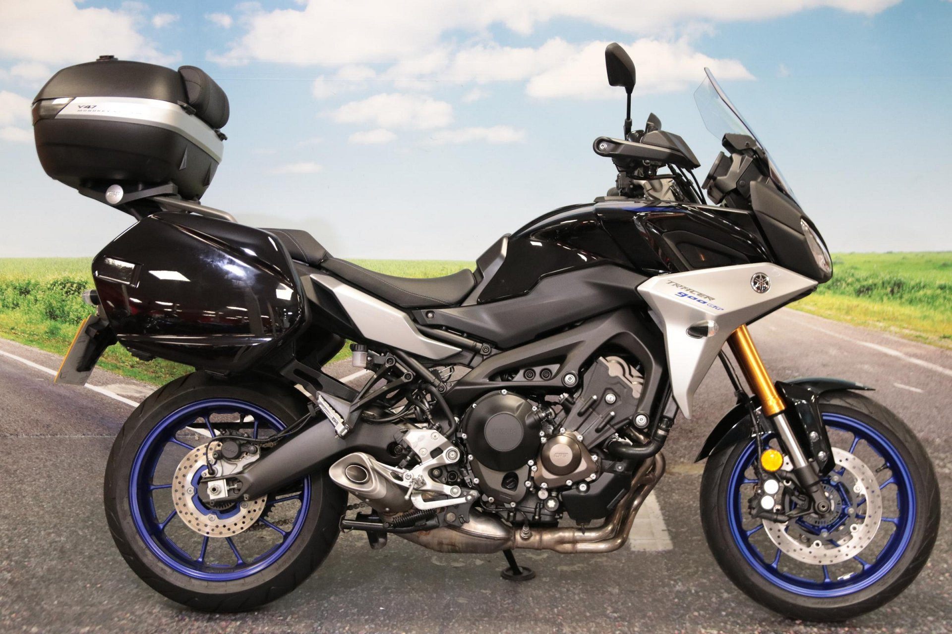 2019 Yamaha Tracer 900 GT for sale in South Wales