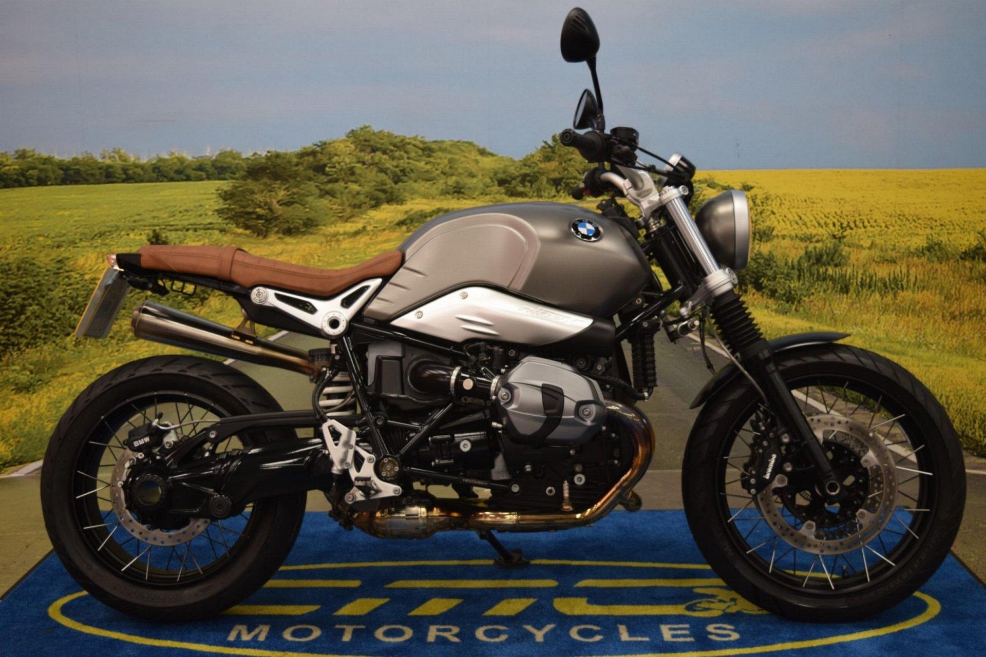 2017 BMW R nine T Scrambler Sport for sale in Staffordshire