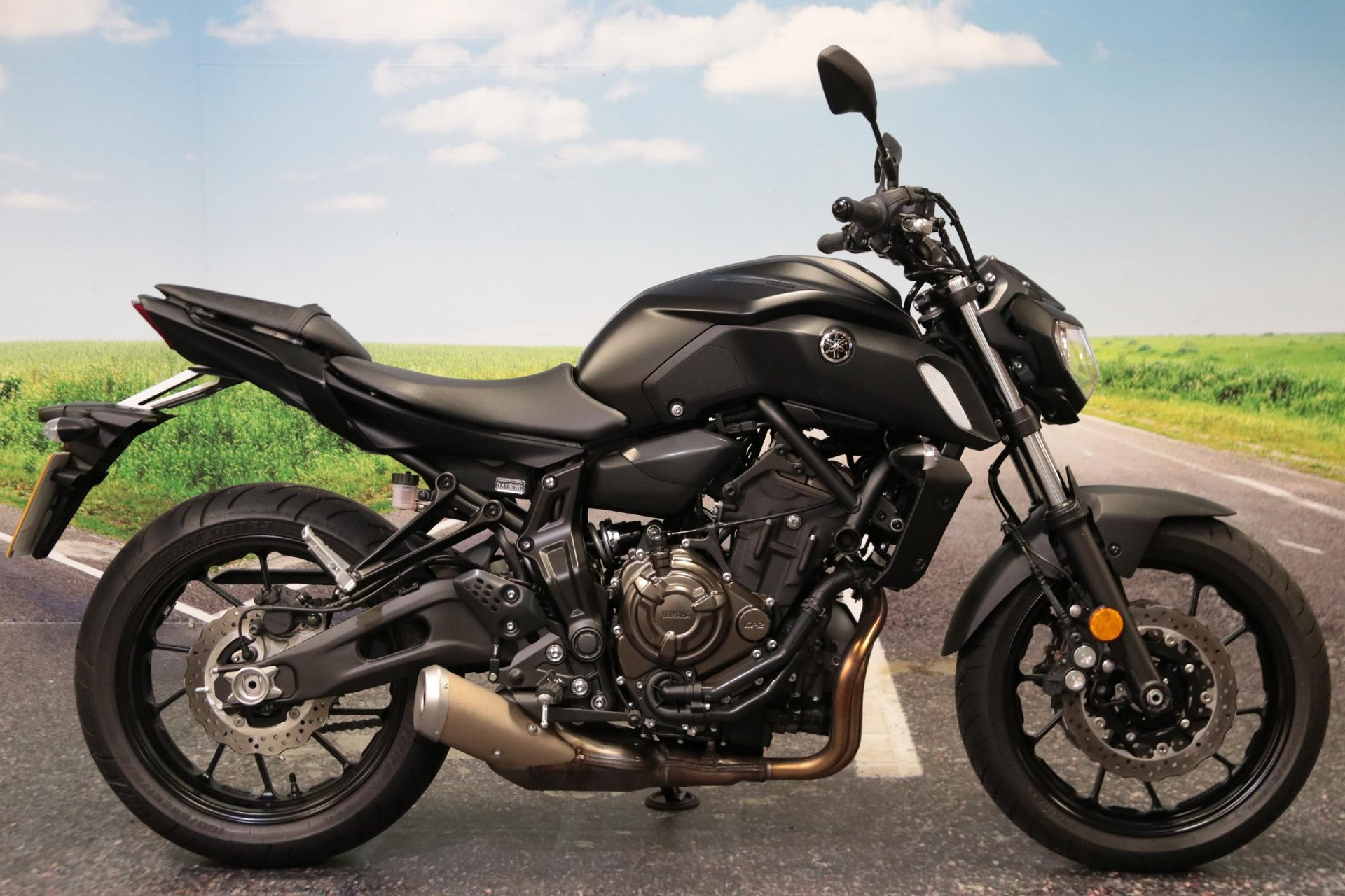 2018 Yamaha MT-07 ABS for sale in South Wales