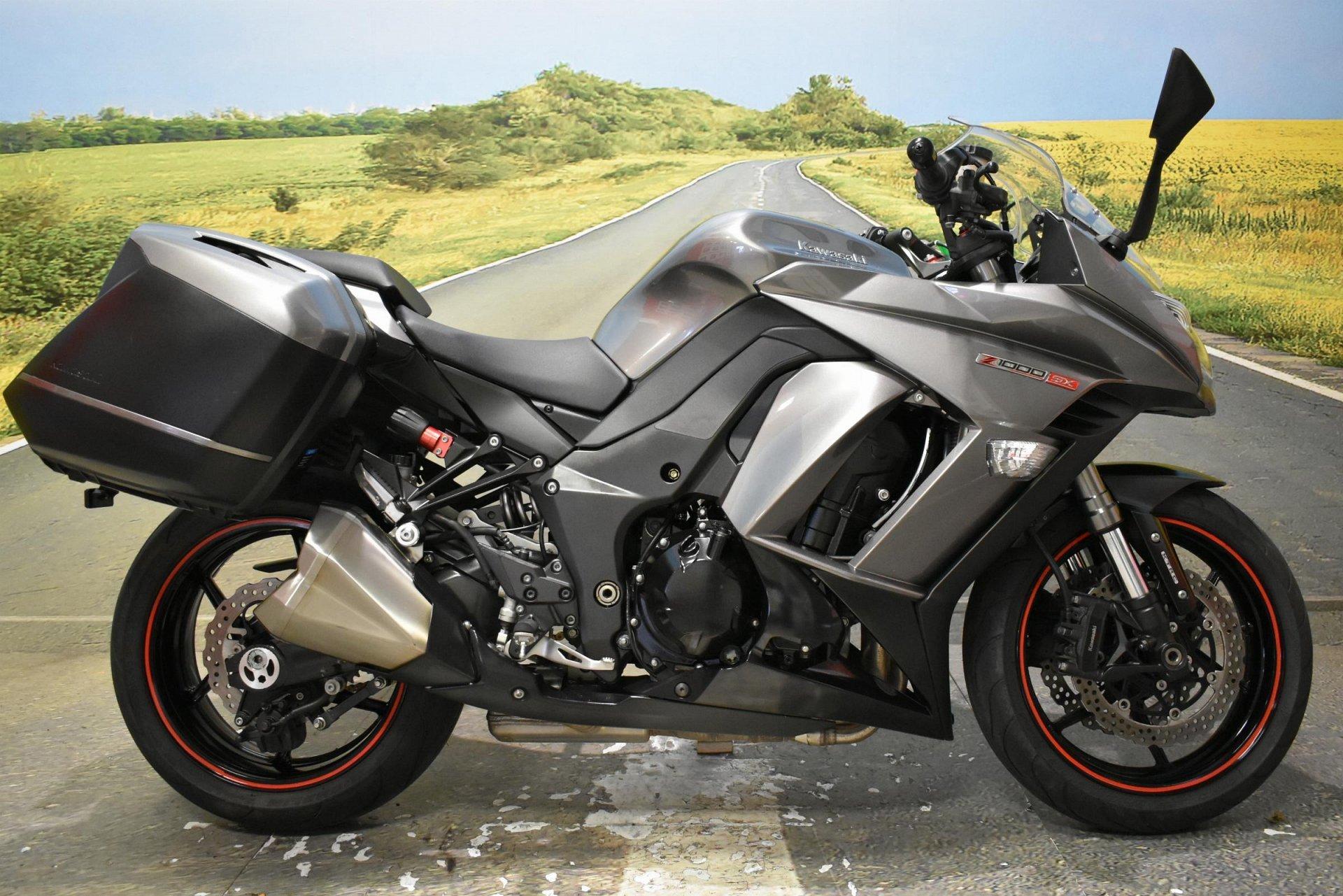 2014 Kawasaki Z1000SX for sale in Derbyshire