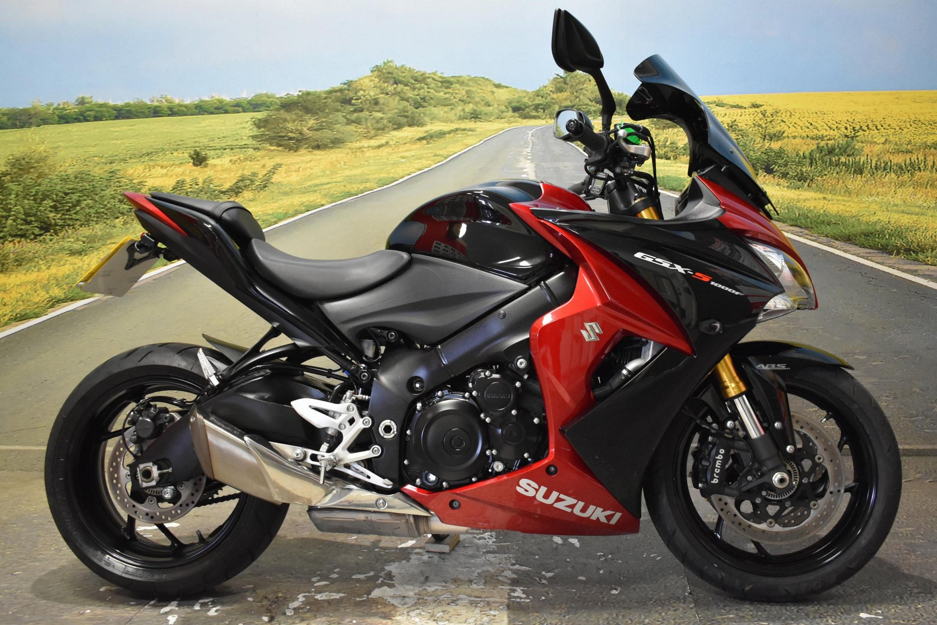2015 Suzuki GSX-S1000 for sale in Derbyshire