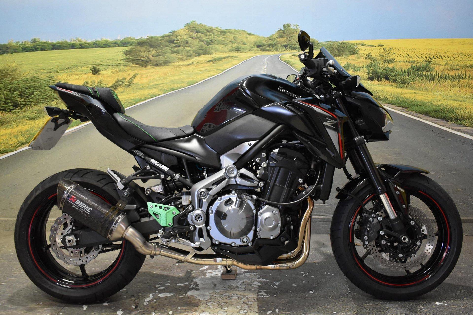 2018 Kawasaki Z900 for sale in Derbyshire