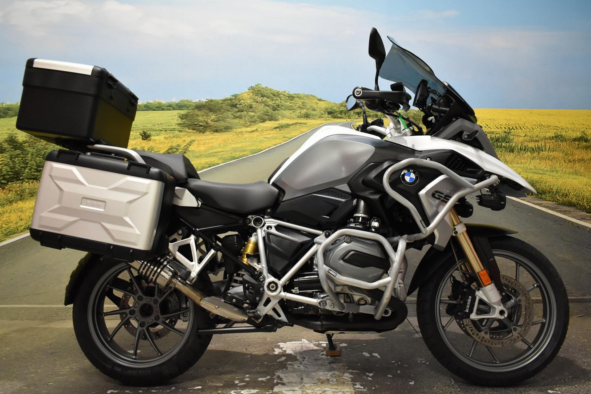 2017 BMW R1200GS TE for sale in Derbyshire