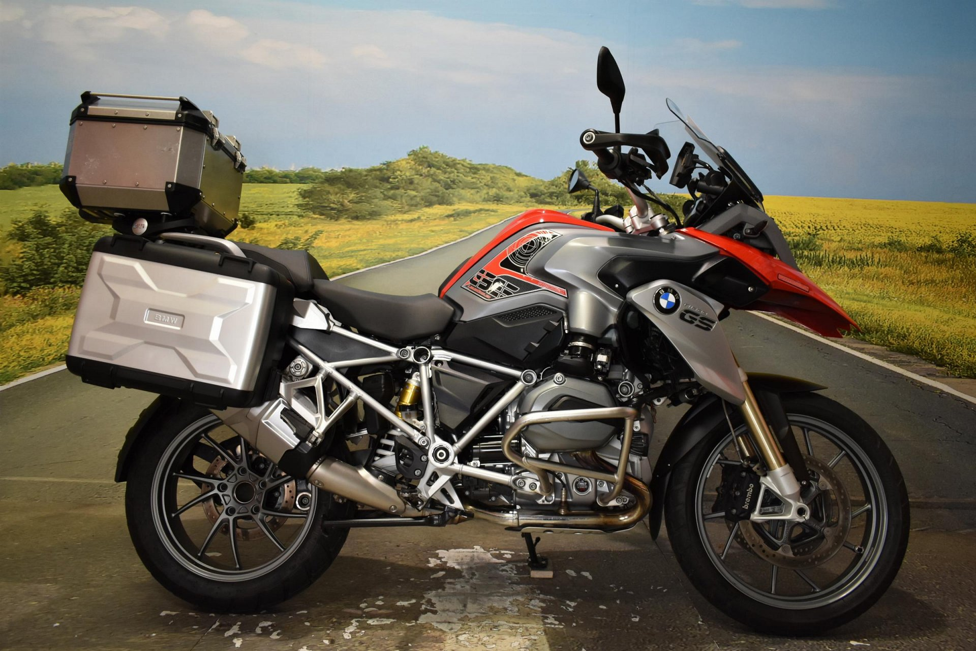 2014 BMW R1200GS TE for sale in Derbyshire