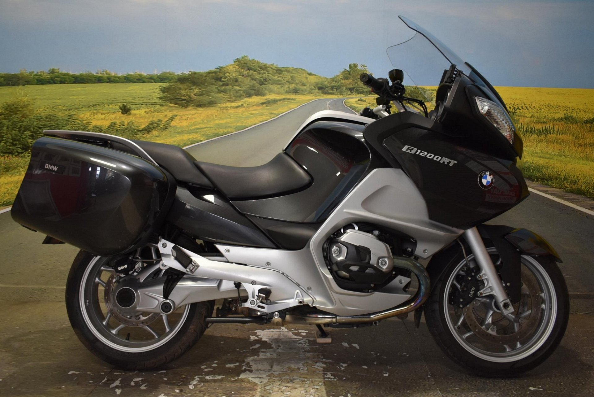 2010 BMW R1200RT SE for sale in Derbyshire