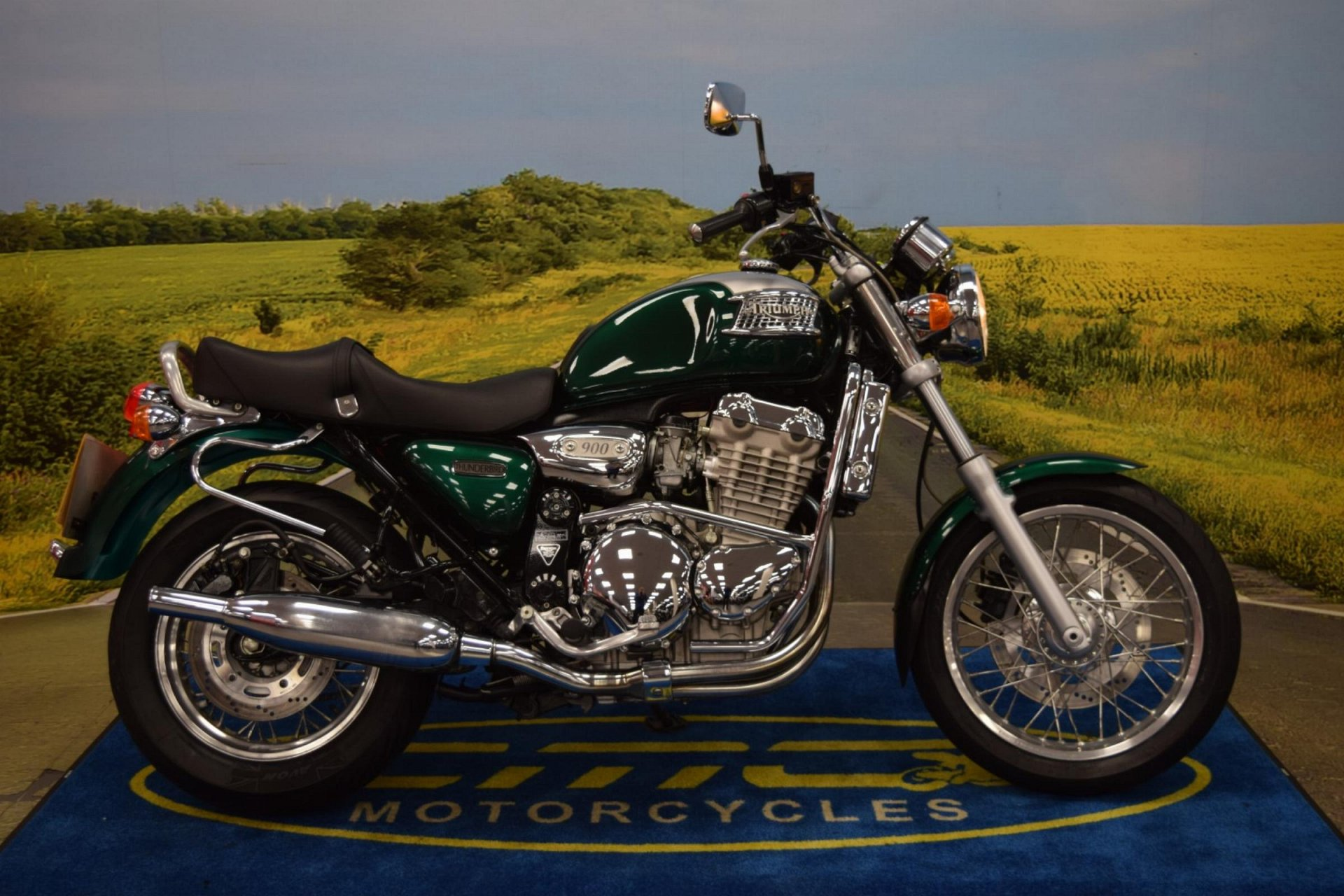 1998 Triumph Thunderbird 900 for sale in Staffordshire