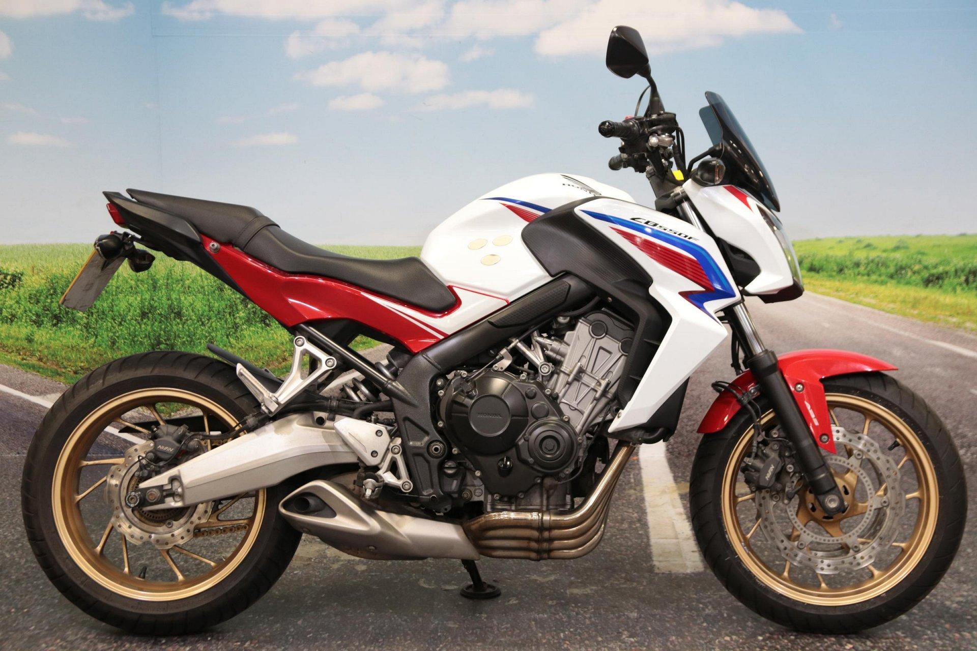 2015 Honda CB 650 FA-E for sale in South Wales