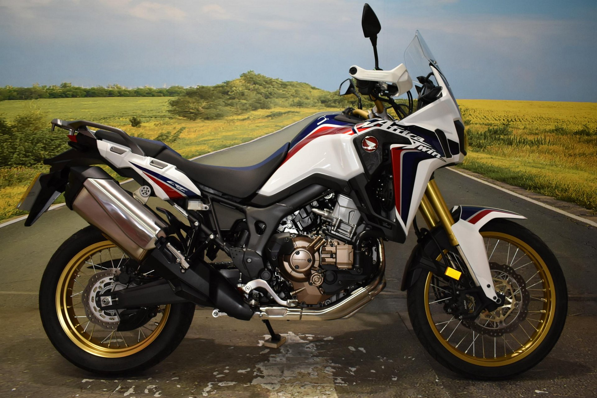 2017 Honda CRF 1000 D Africa Twin for sale in Derbyshire