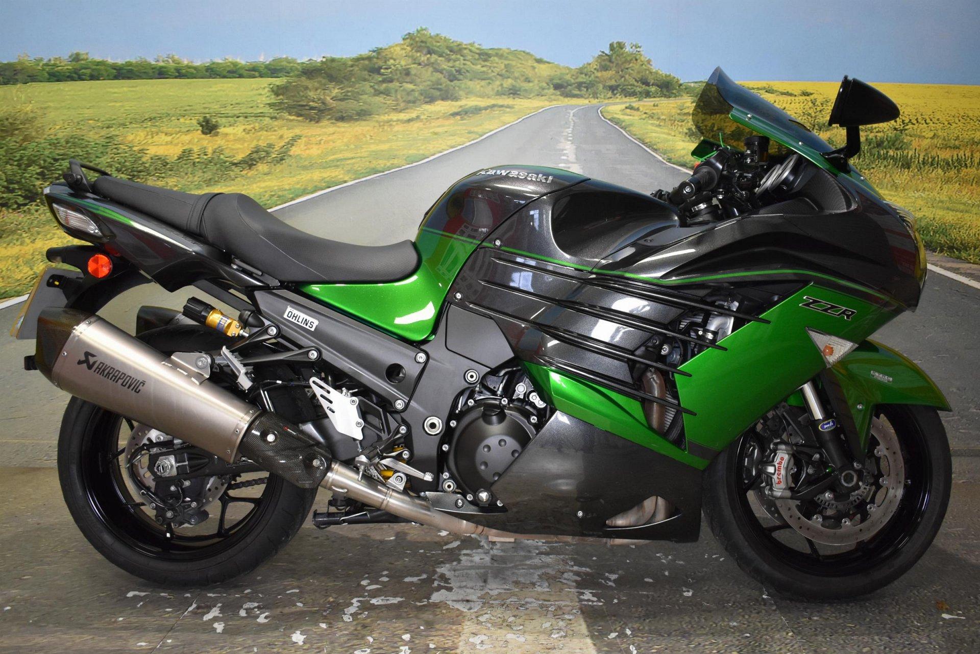 2018 Kawasaki ZZR1400  Performance Sport for sale in Derbyshire