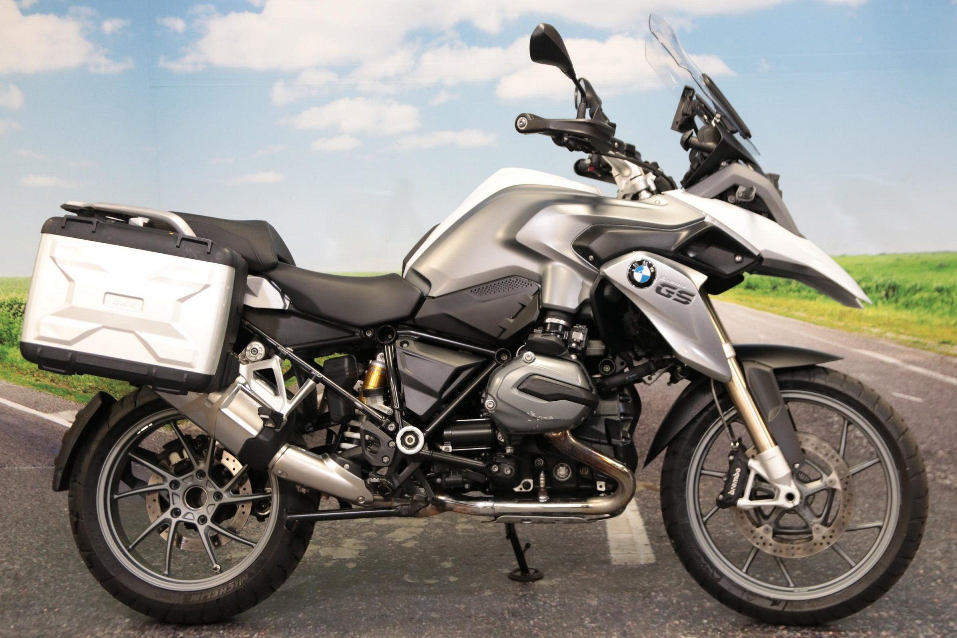 2017 BMW R1200GS for sale in South Wales