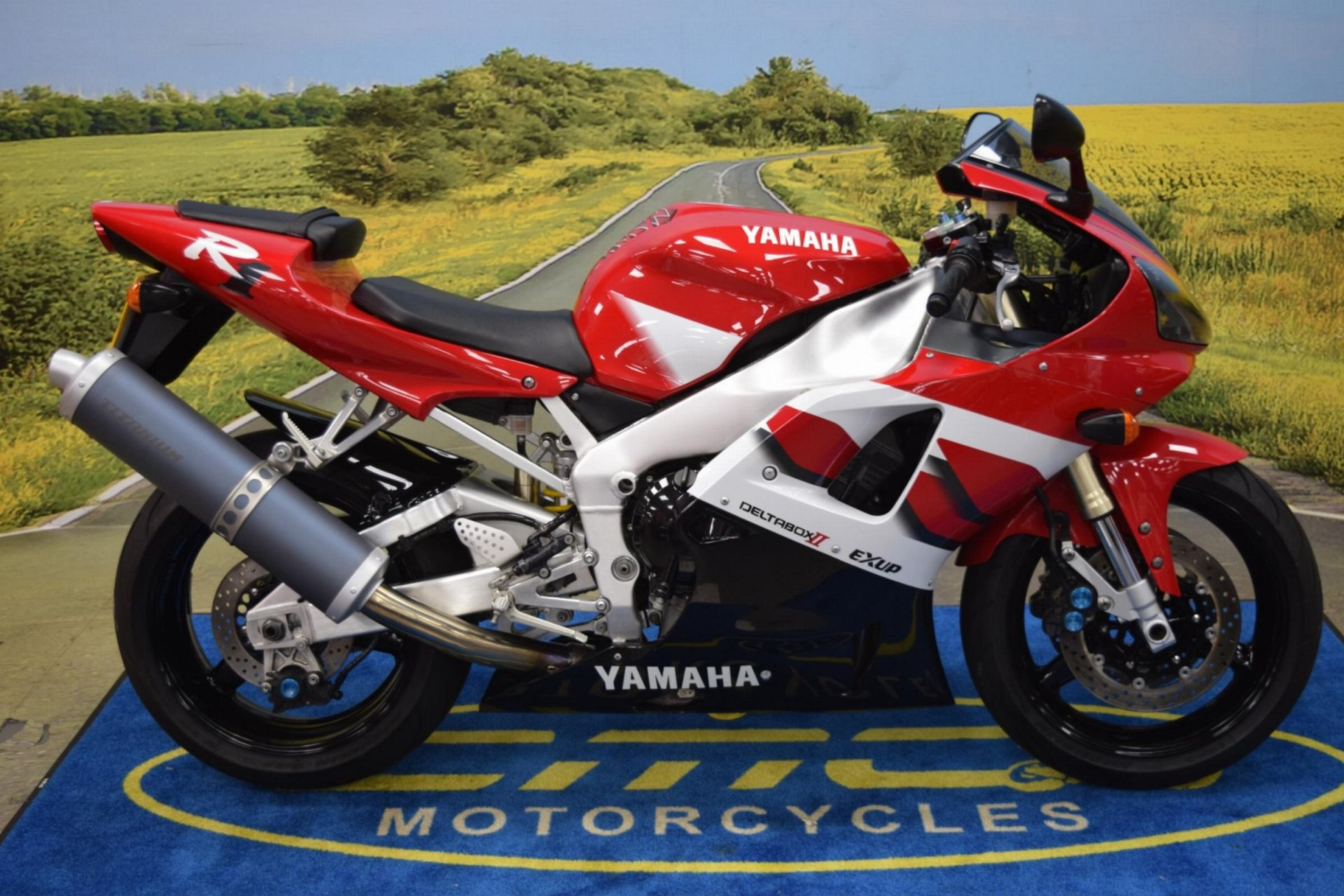 2000 Yamaha YZF R1 for sale in Staffordshire