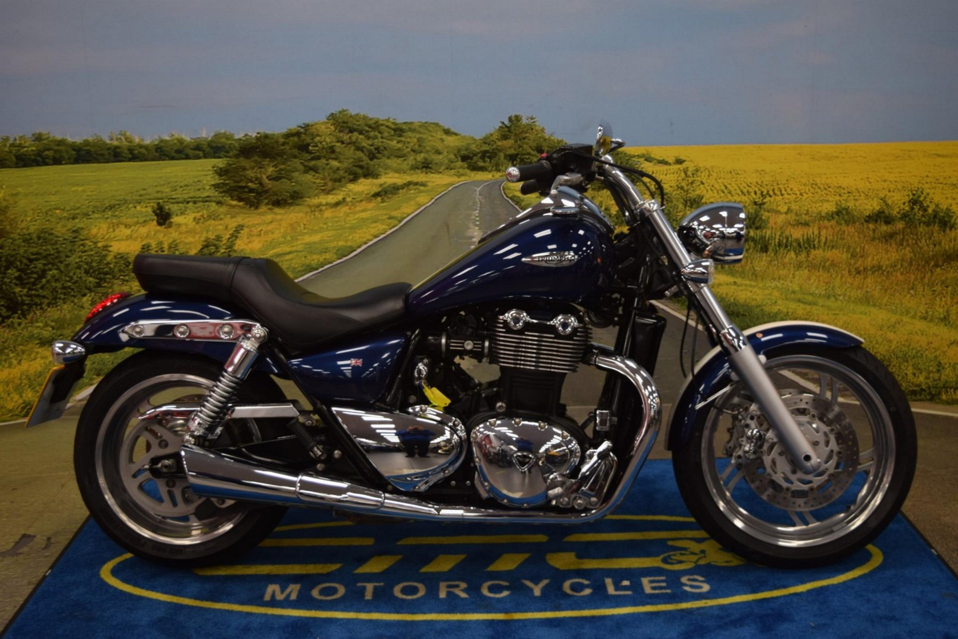 2009 Triumph Thunderbird 1600 for sale in Staffordshire