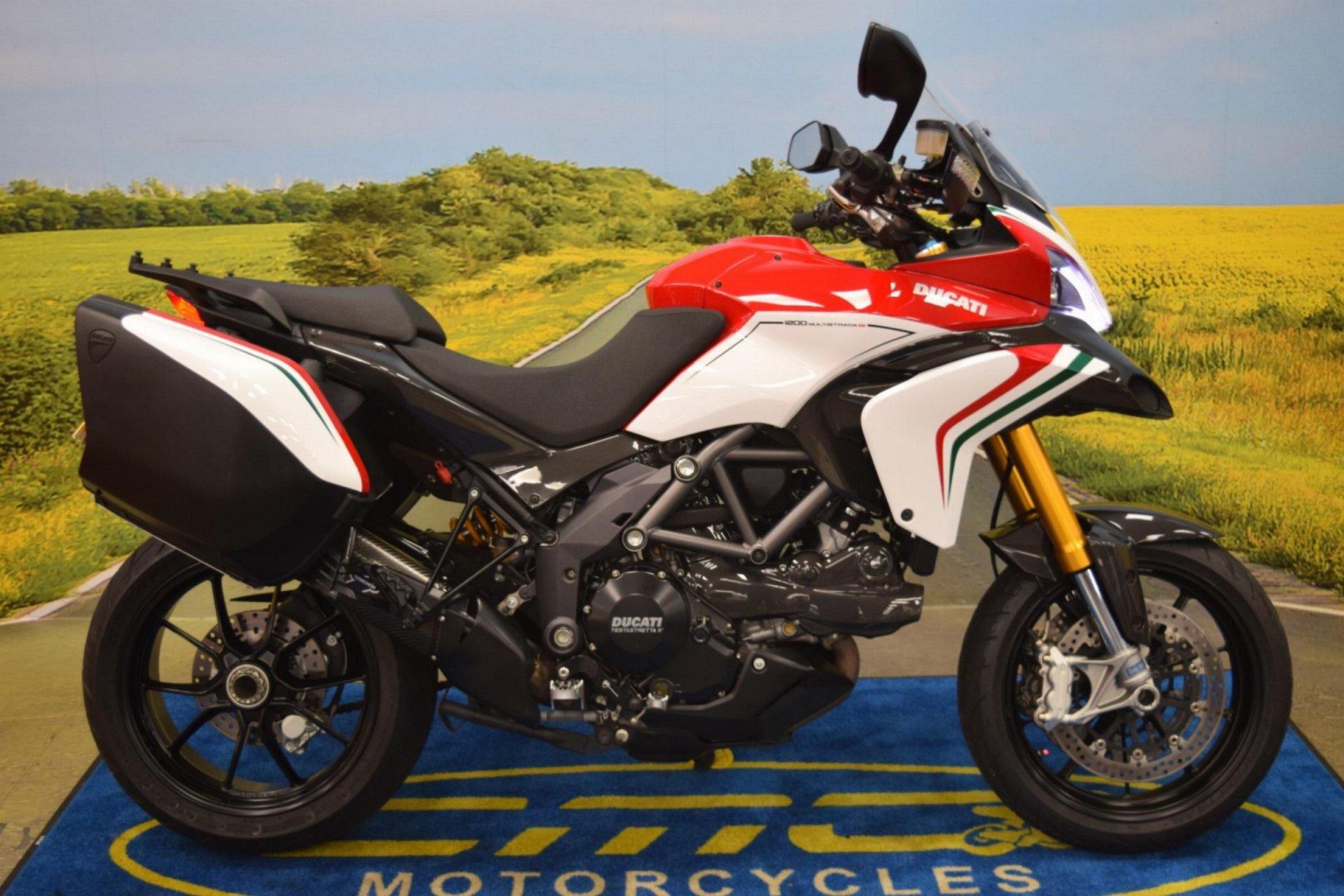2012 Ducati Multistrada 1200 S for sale in Staffordshire