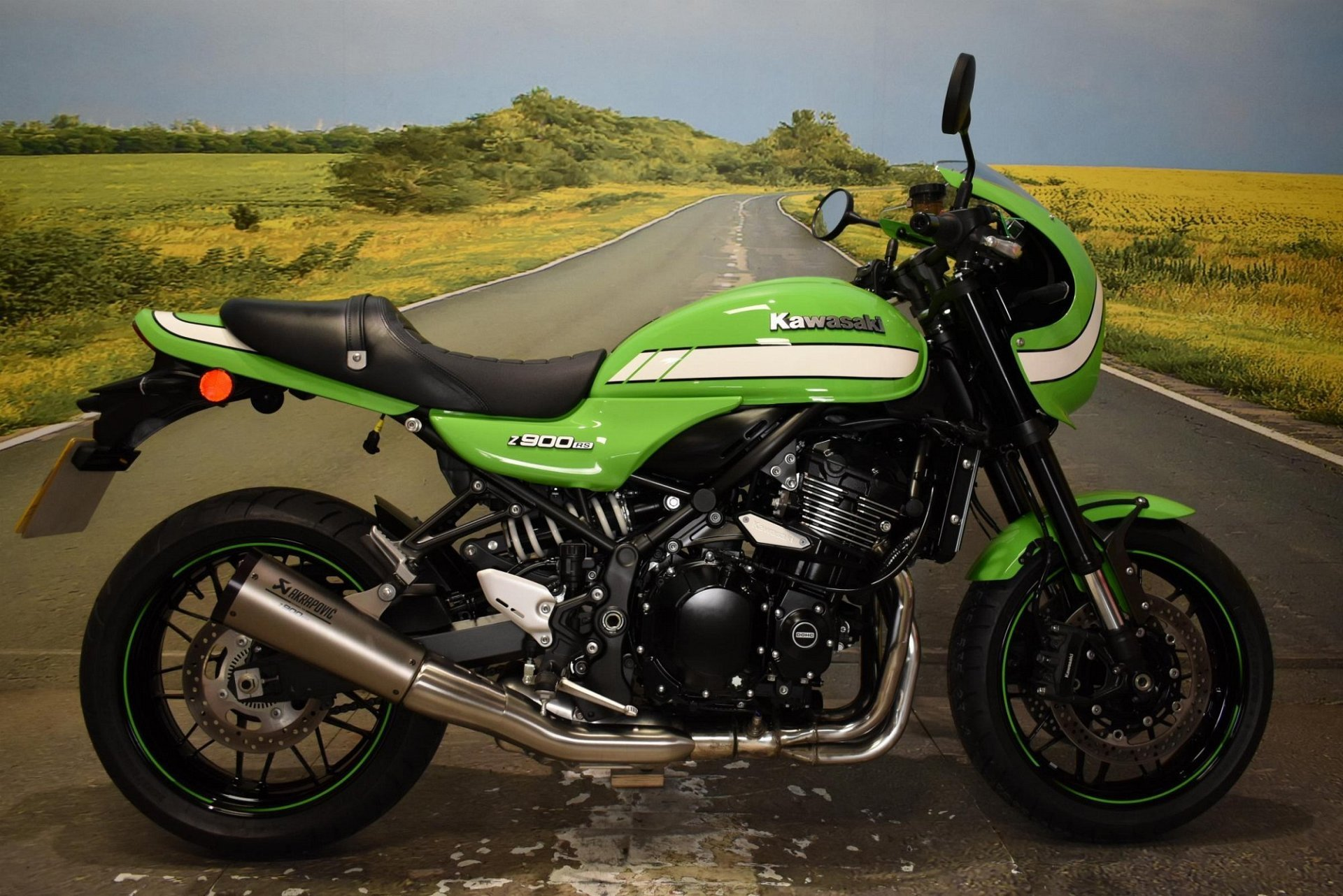 2018 Kawasaki Z900RS Cafe for sale in Derbyshire