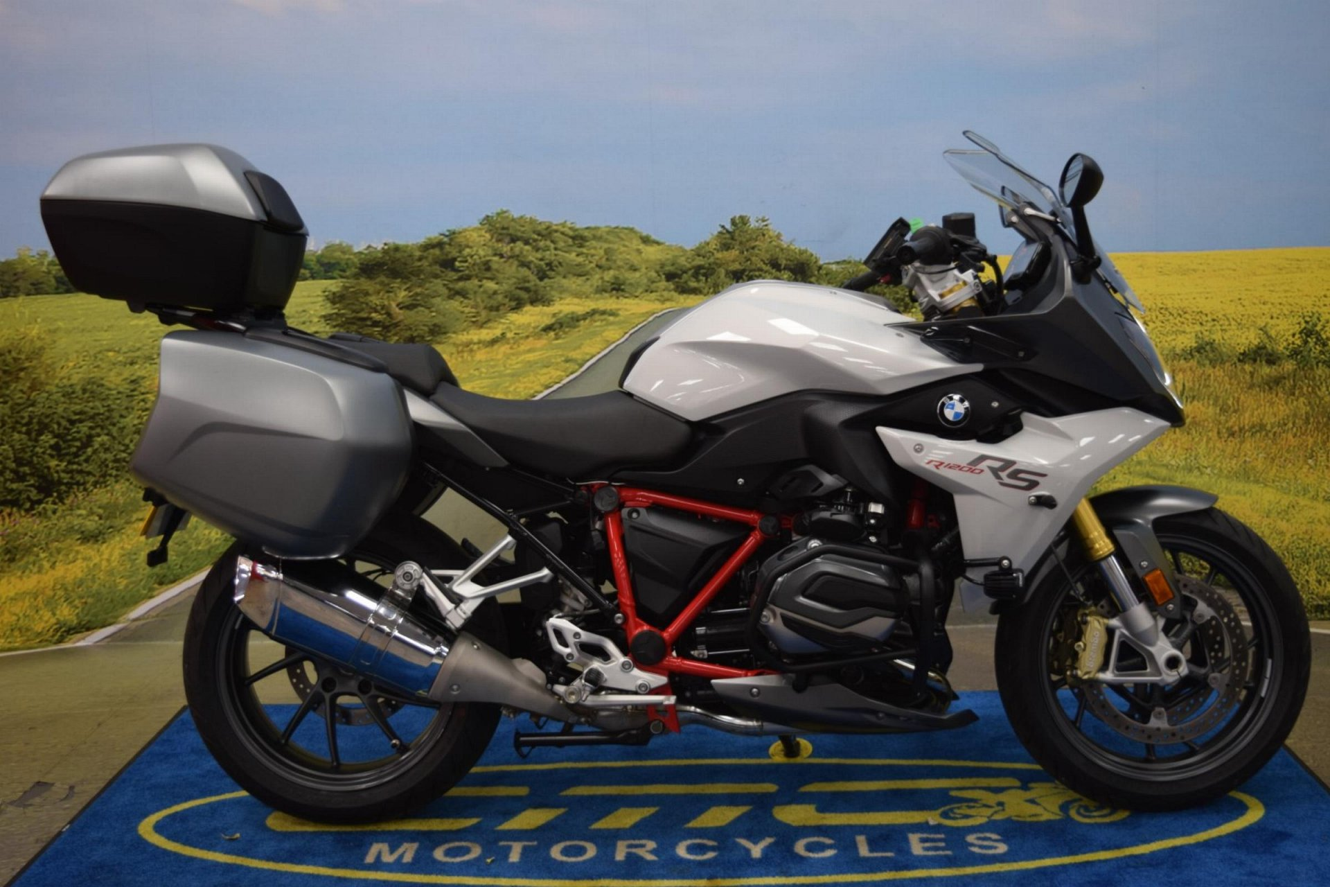 2017 BMW R1200 RS Sport SE for sale in Staffordshire