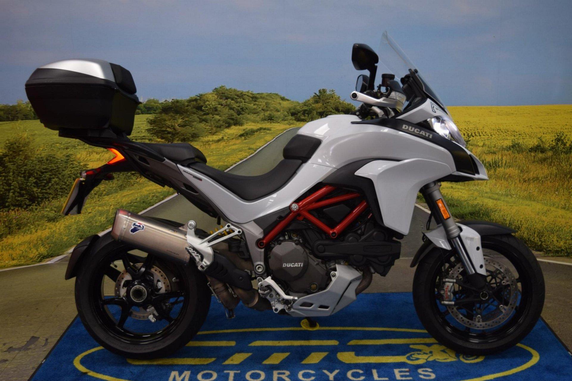 2015 Ducati Multistrada 1200 S for sale in Staffordshire