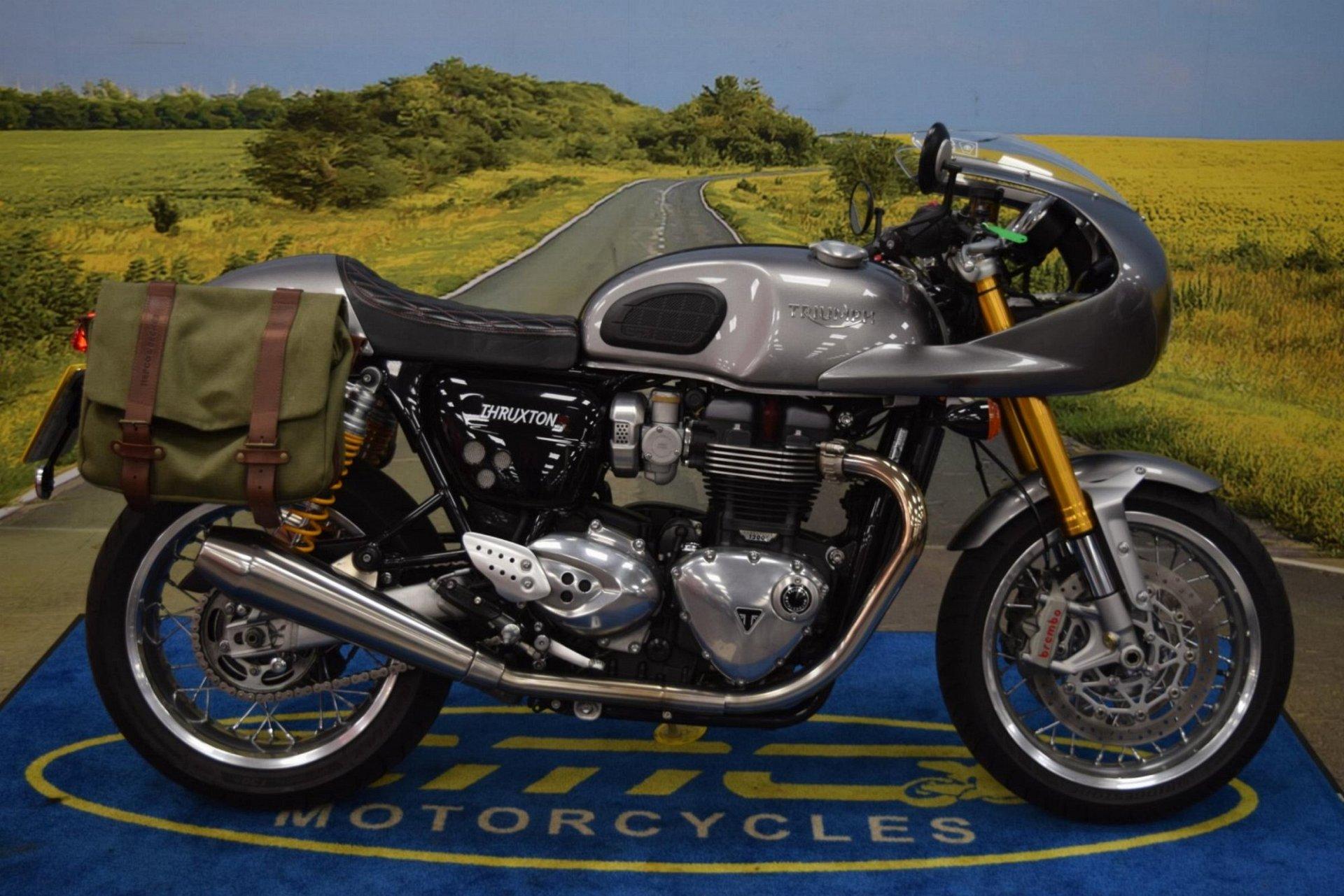 2016 Triumph Thruxton 1200 R for sale in Staffordshire