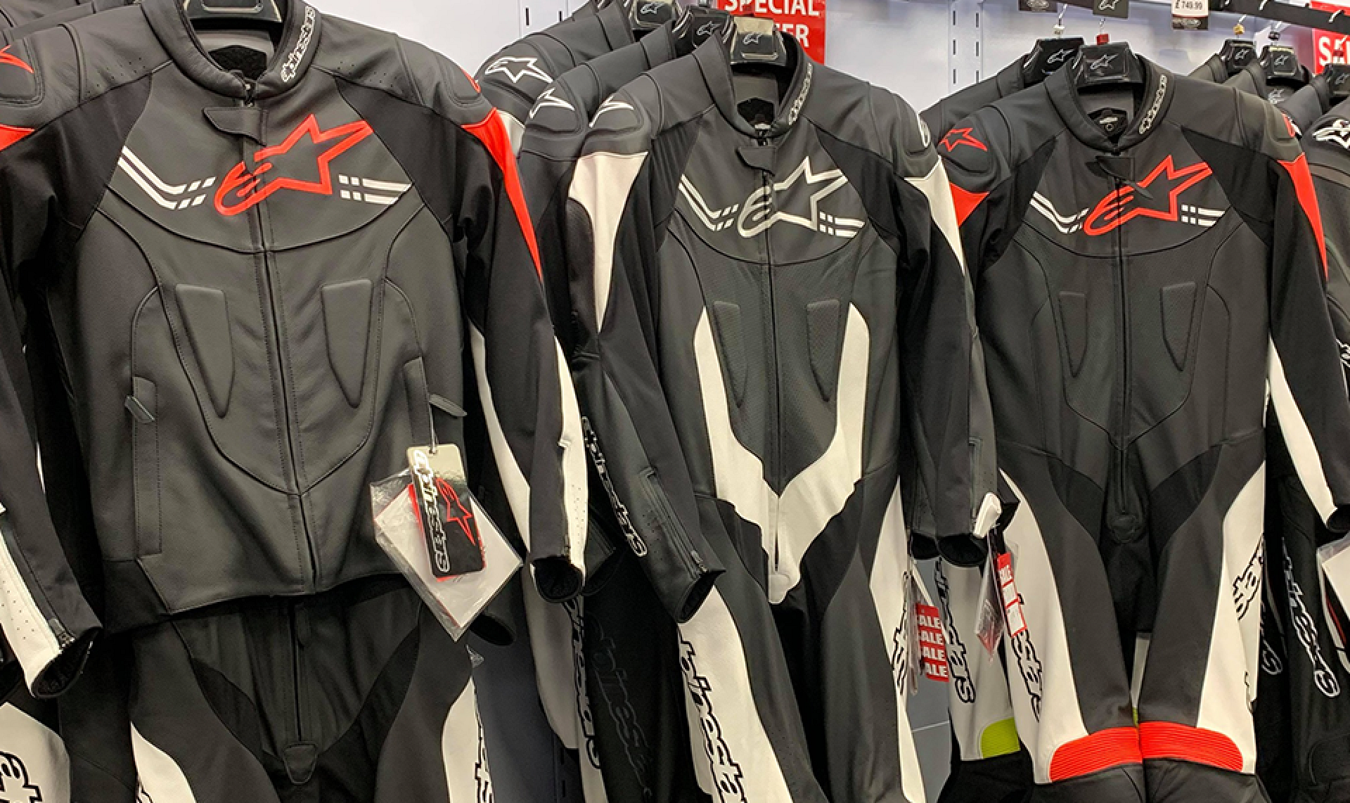Motorcycle clothing South Wales