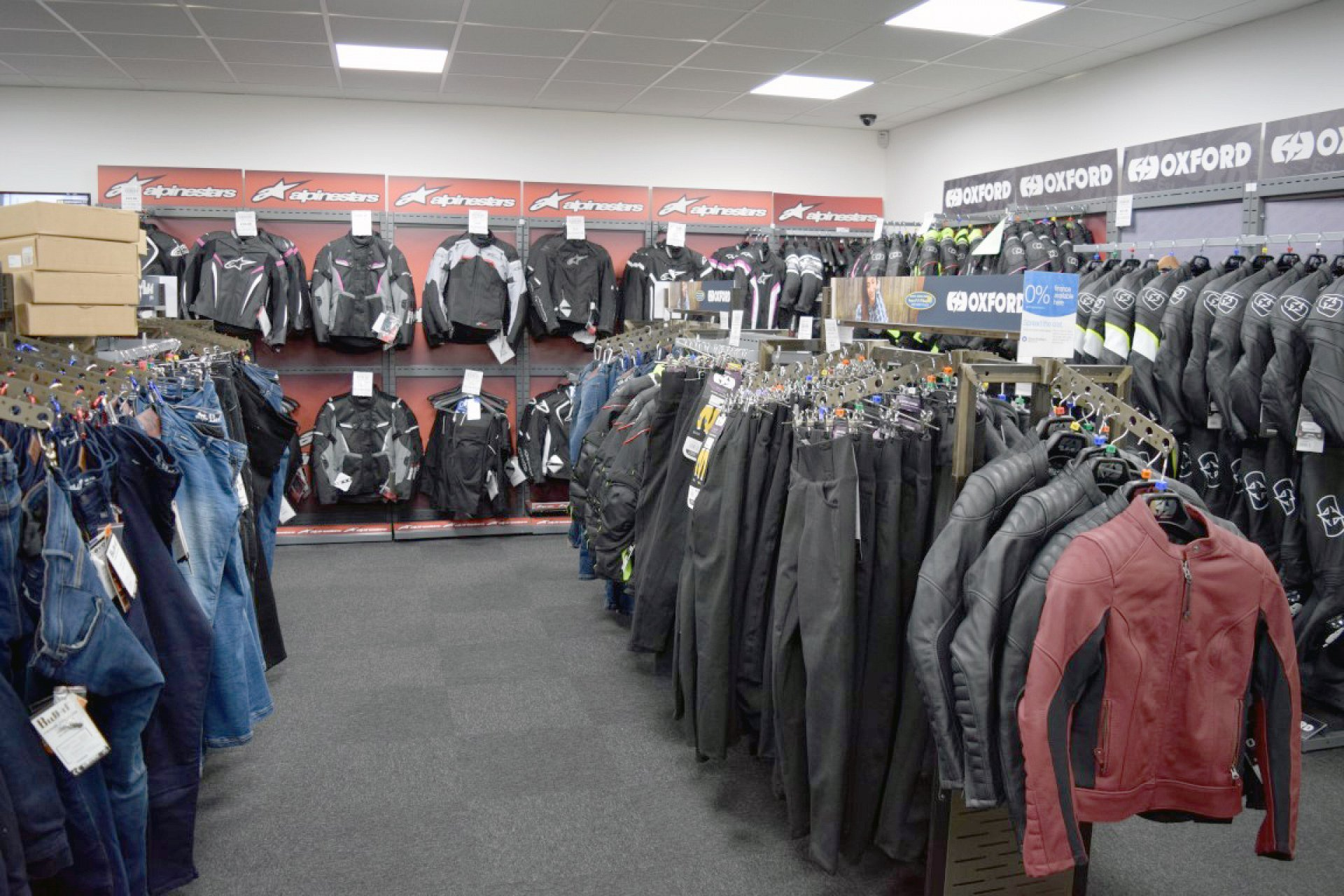 Motorcycle Dealer, Used and New bikes for sale, Clothing
