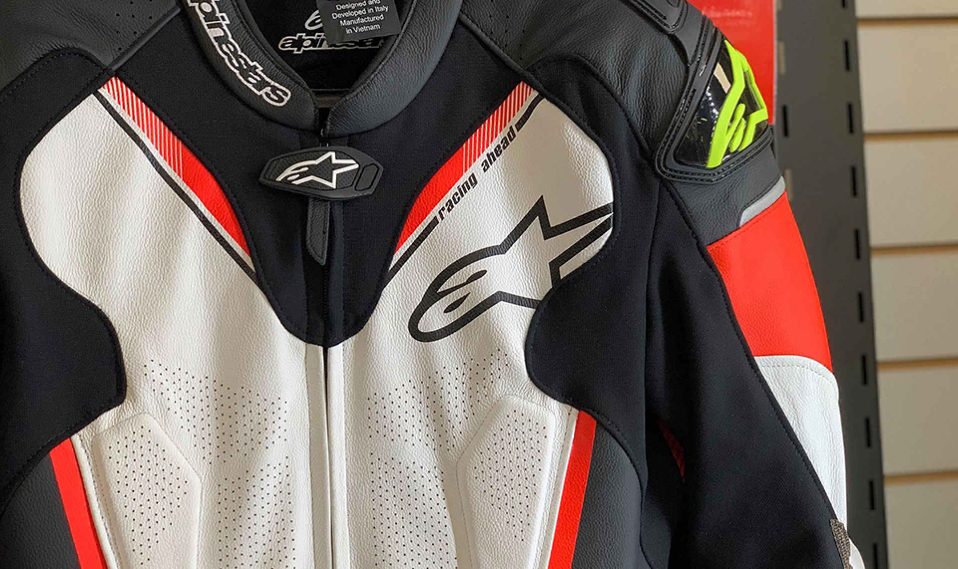 Motorbike clothing South Wales
