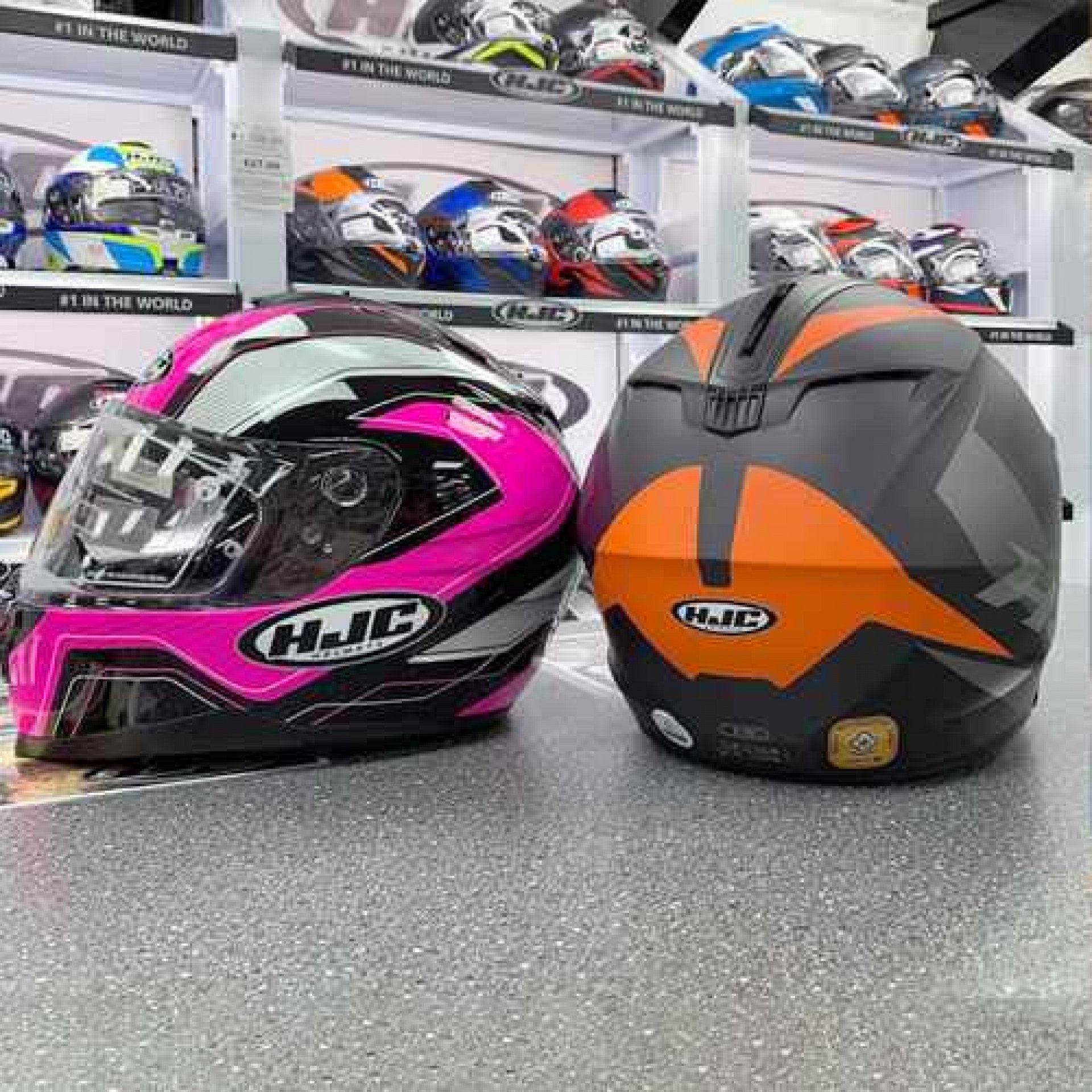 Motorcycle Helmet Dealer