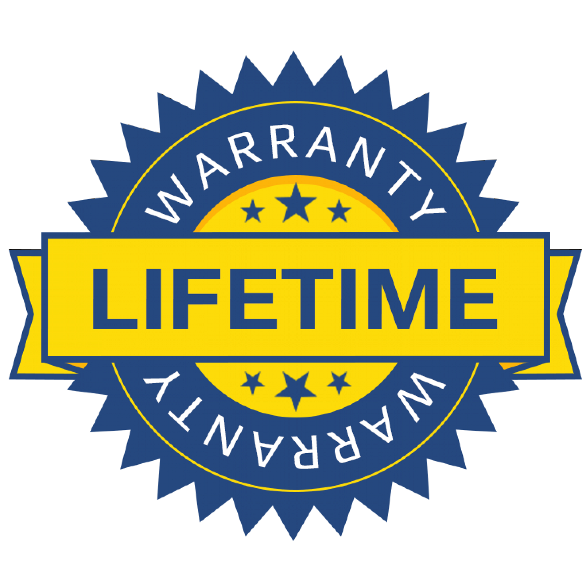 Lifetime warranty on most used bikes!