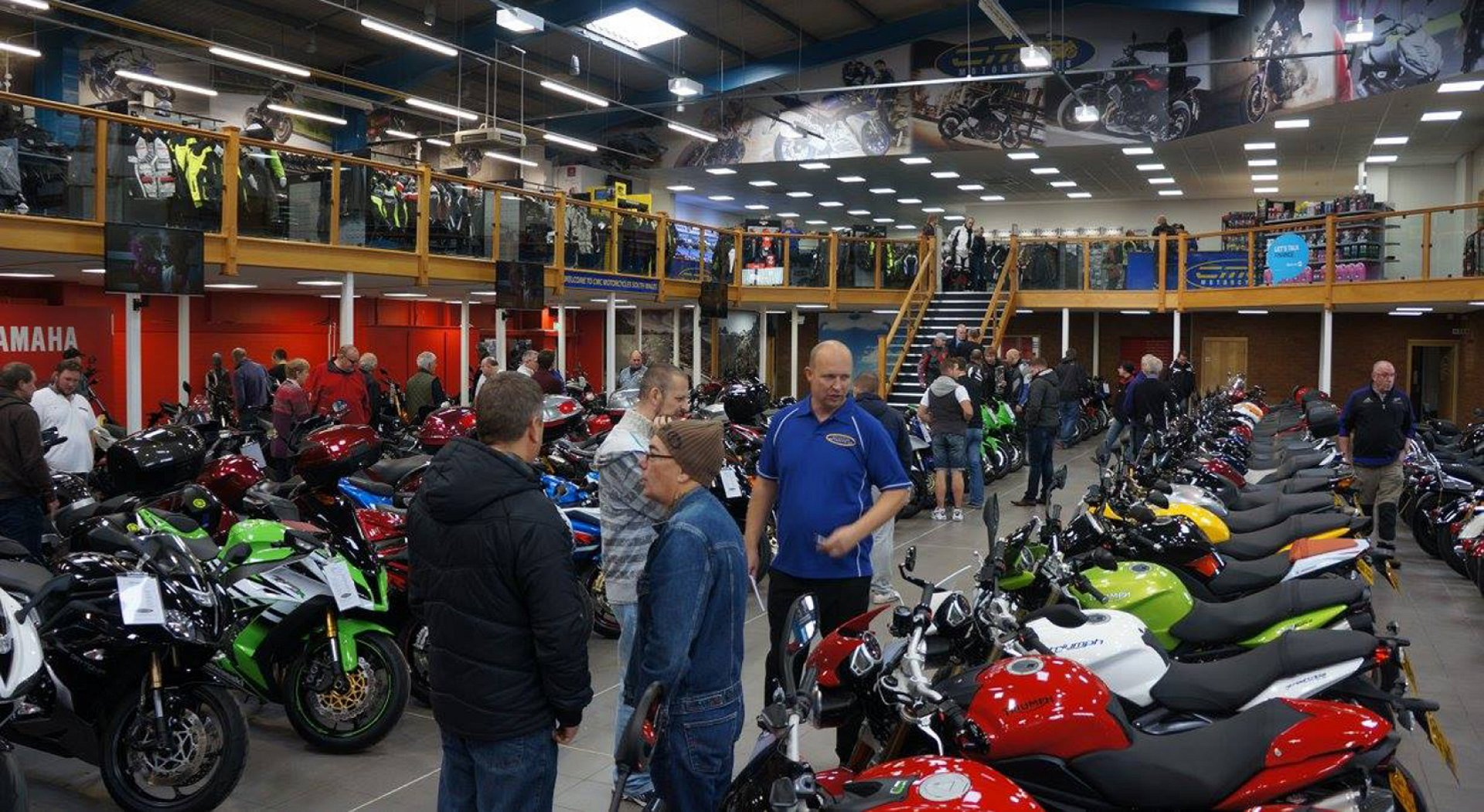 South Wales Superbikes >> Motorcycle Dealer Used And New Bikes For Sale Clothing