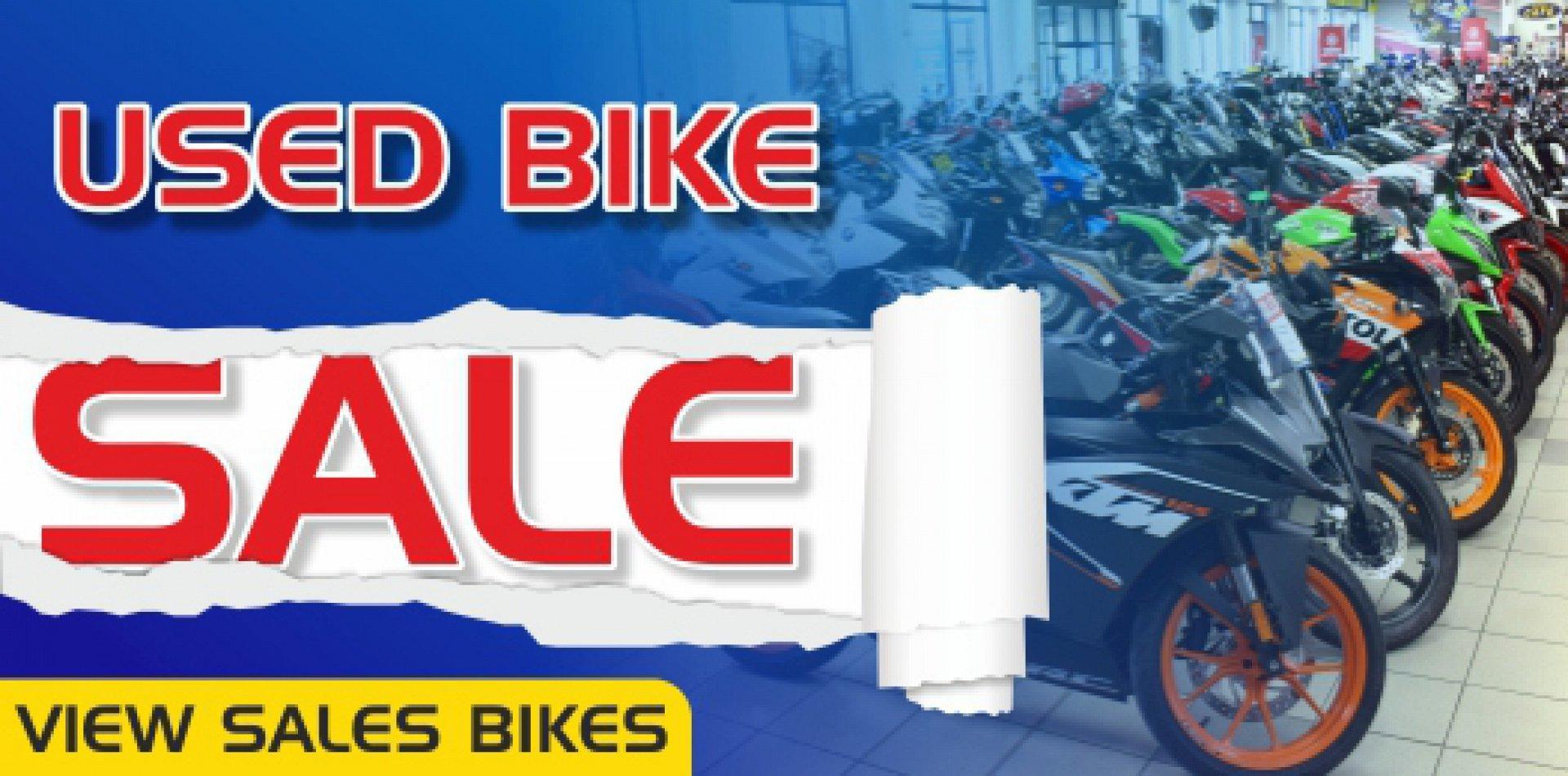 Used Harley Davidson bikes for sale