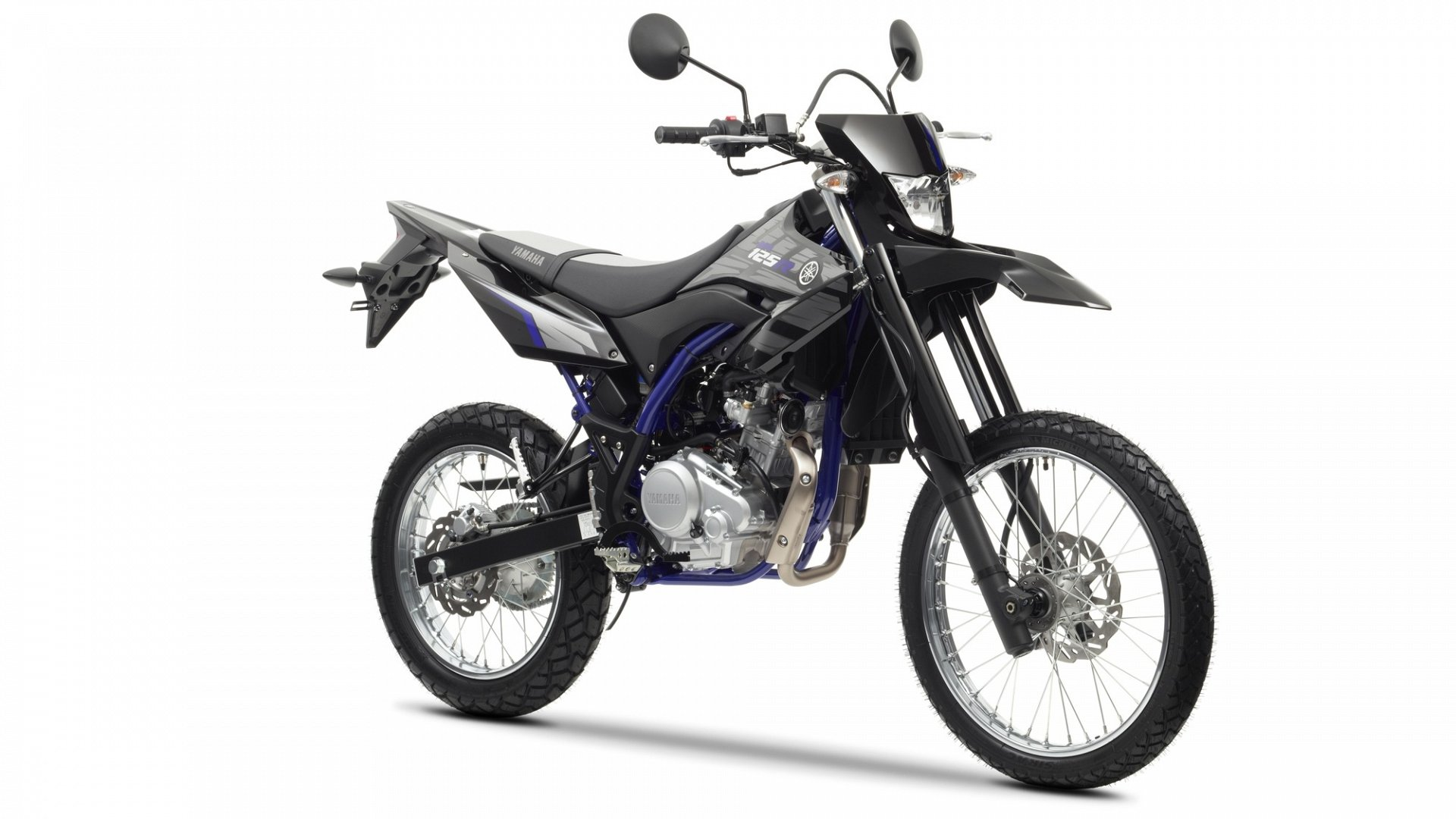 New 2014 Yamaha WR125R for sale. Finance available and part exchange ...: www.cmcbikes.com/new-yamaha-motorcycles/2014-yamaha-wr125r