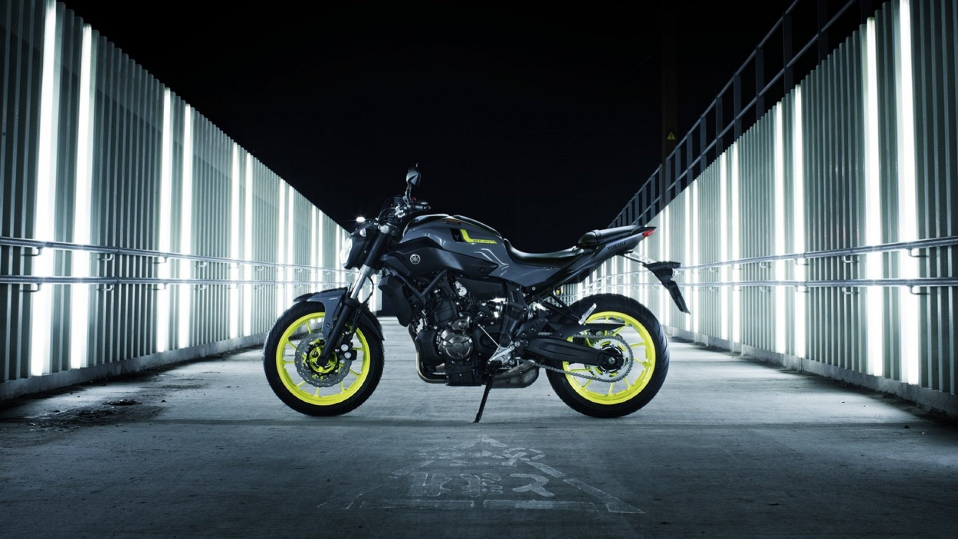 2016 Yamaha MT-07 / ABS for sale