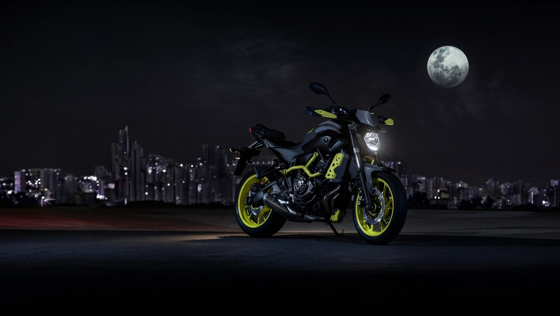 New 2016 yamaha mt 07 moto cage abs for sale finance for Yamaha mt 200