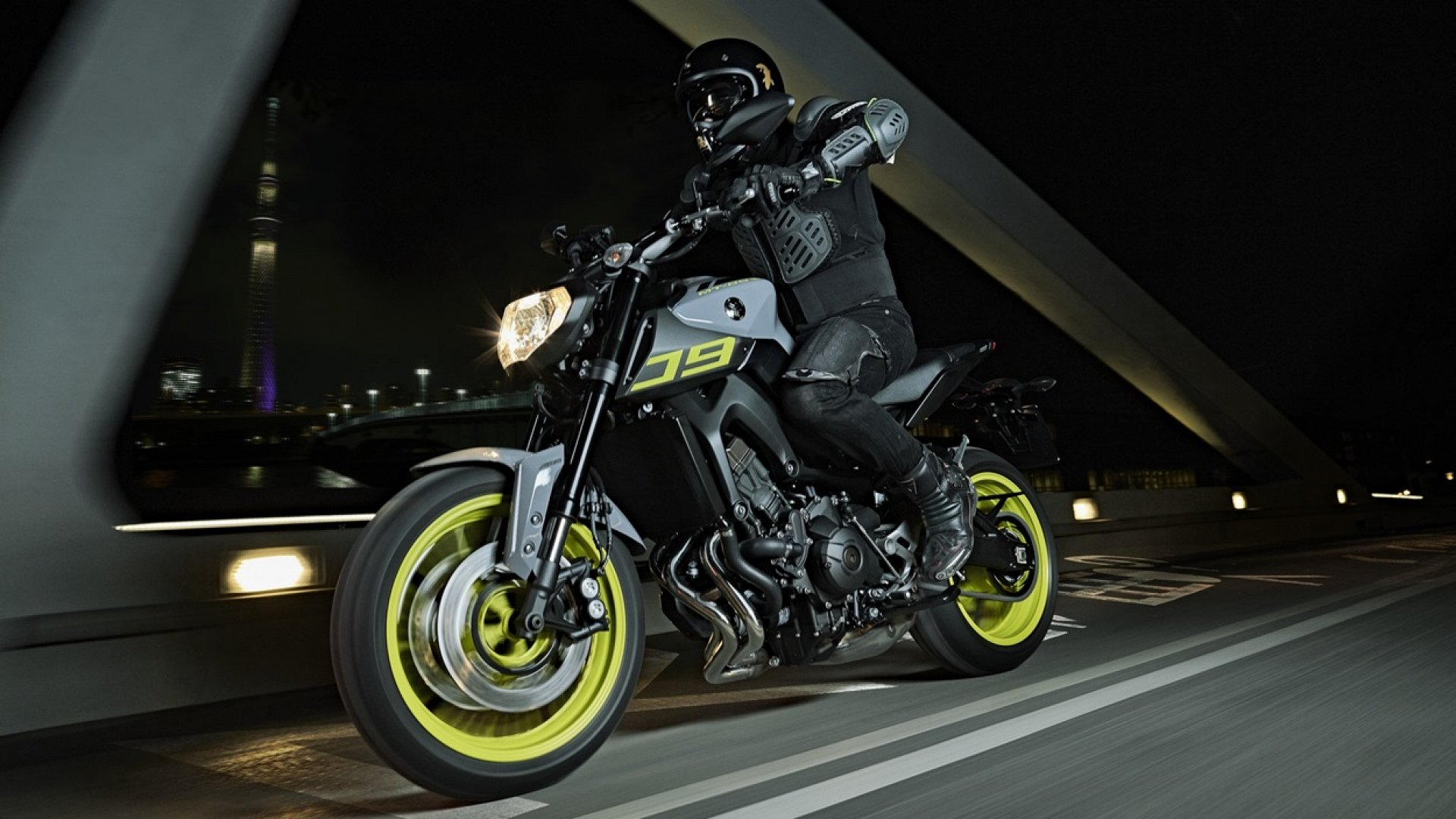2016 Yamaha MT-09 / ABS for sale