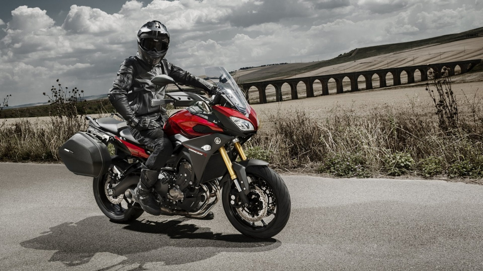 2016 Yamaha MT-09 Tracer for sale